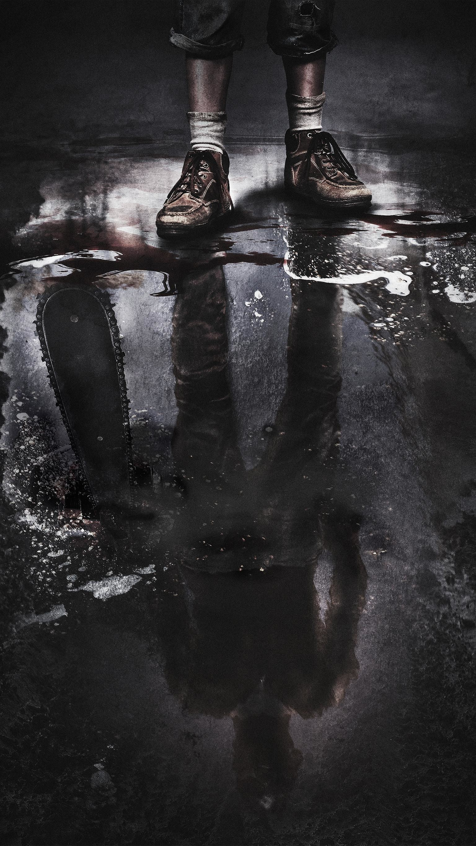 """Res: 1536x2732, Wallpaper for """"Leatherface"""" ..."""