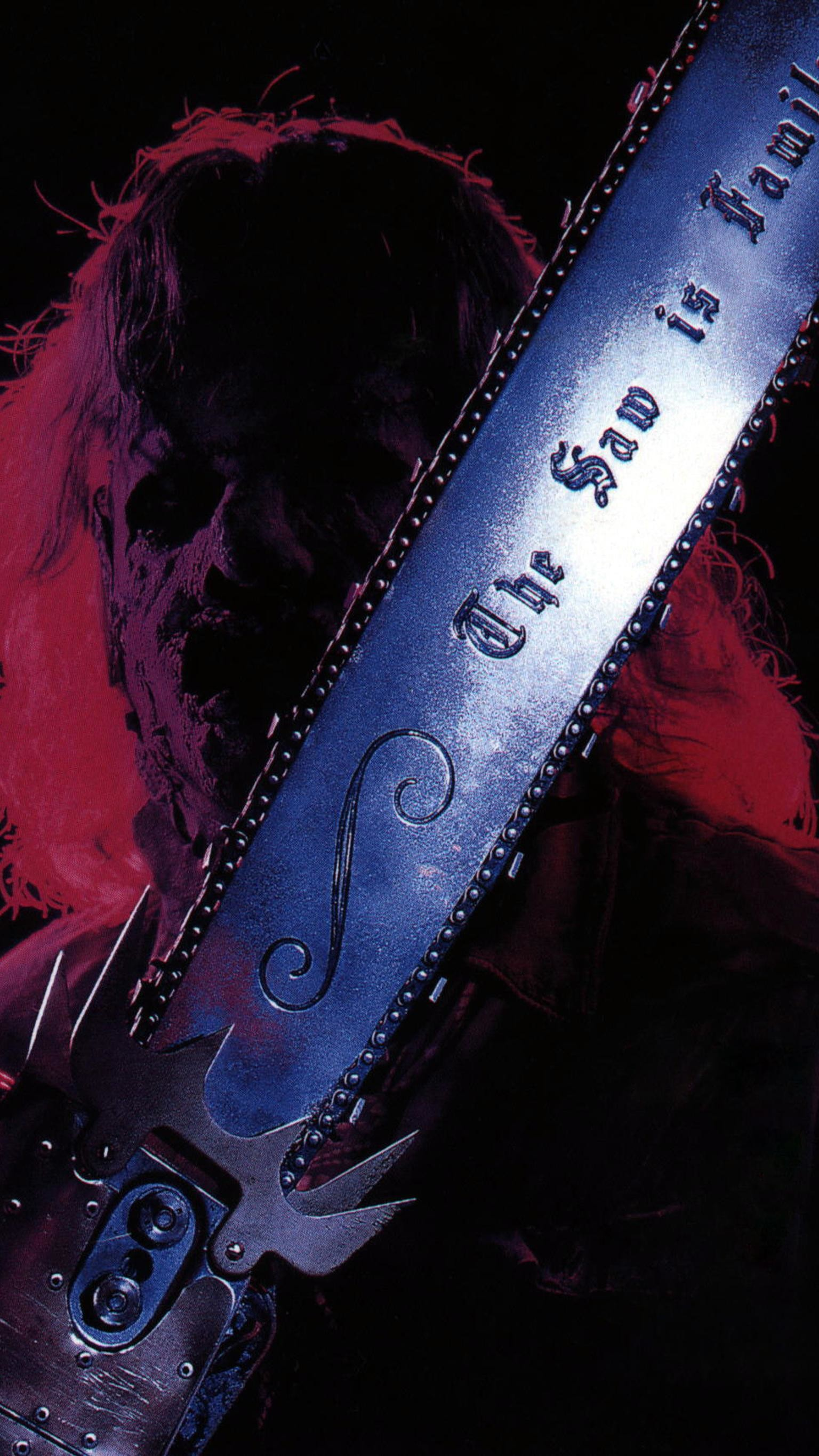 """Res: 1536x2732, Wallpaper for """"The Texas Chainsaw Massacre 3: Leatherface"""" ..."""