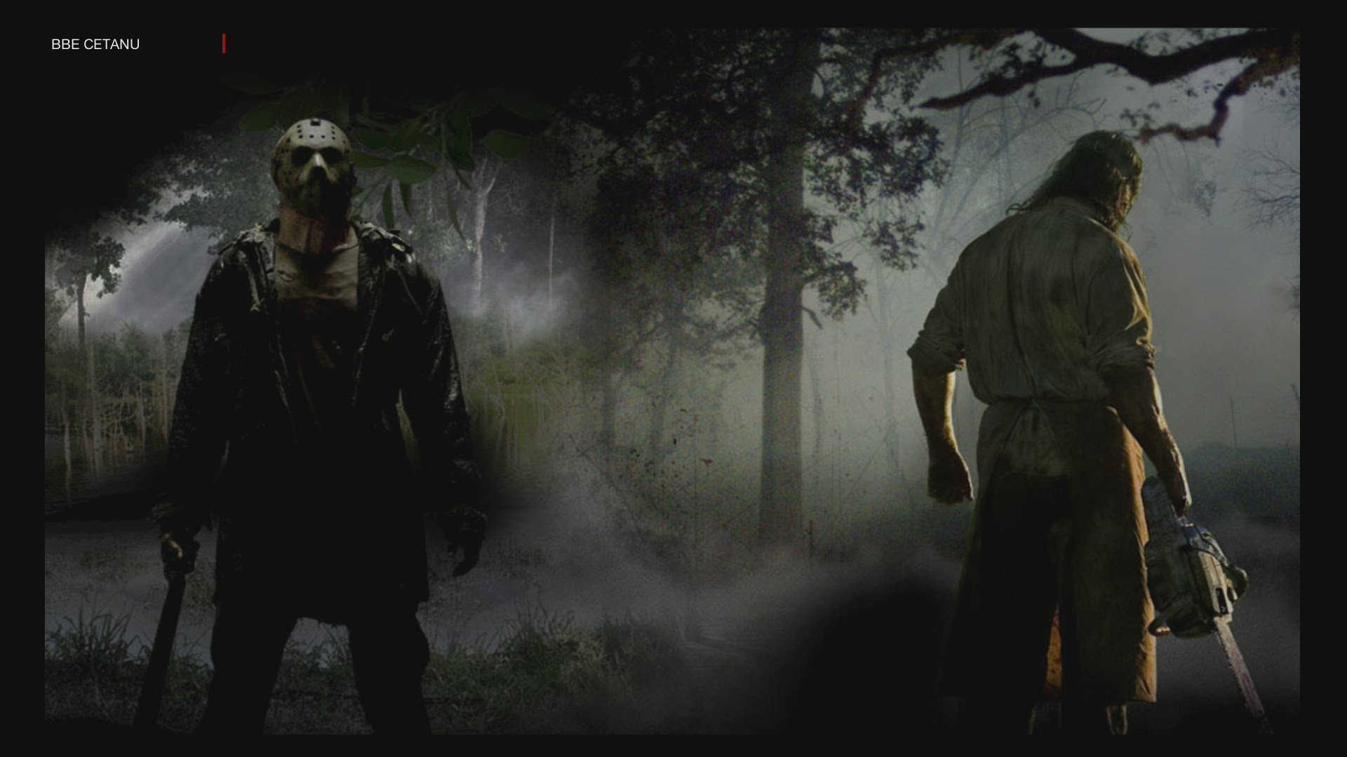 Res: 1920x1080, Mortal Kombat XL: Jason vs Leatherface Flawless + Go To Hell Brutality