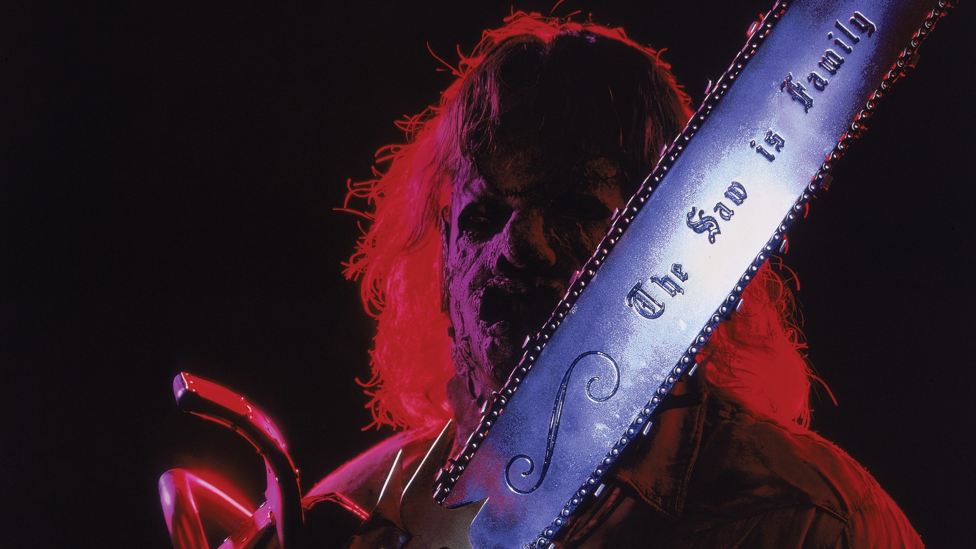 Res: 1920x1080, Movie - Leatherface: Texas Chainsaw Massacre III Wallpaper
