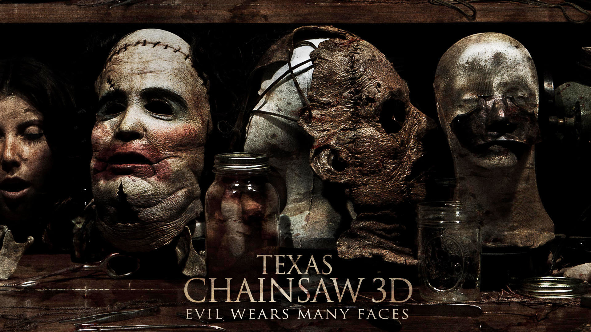 Res: 1920x1080, 'Texas Chainsaw 3D' Carries Footage From Hooper's Classic, Originally Rated  NC-17! - Bloody Disgusting