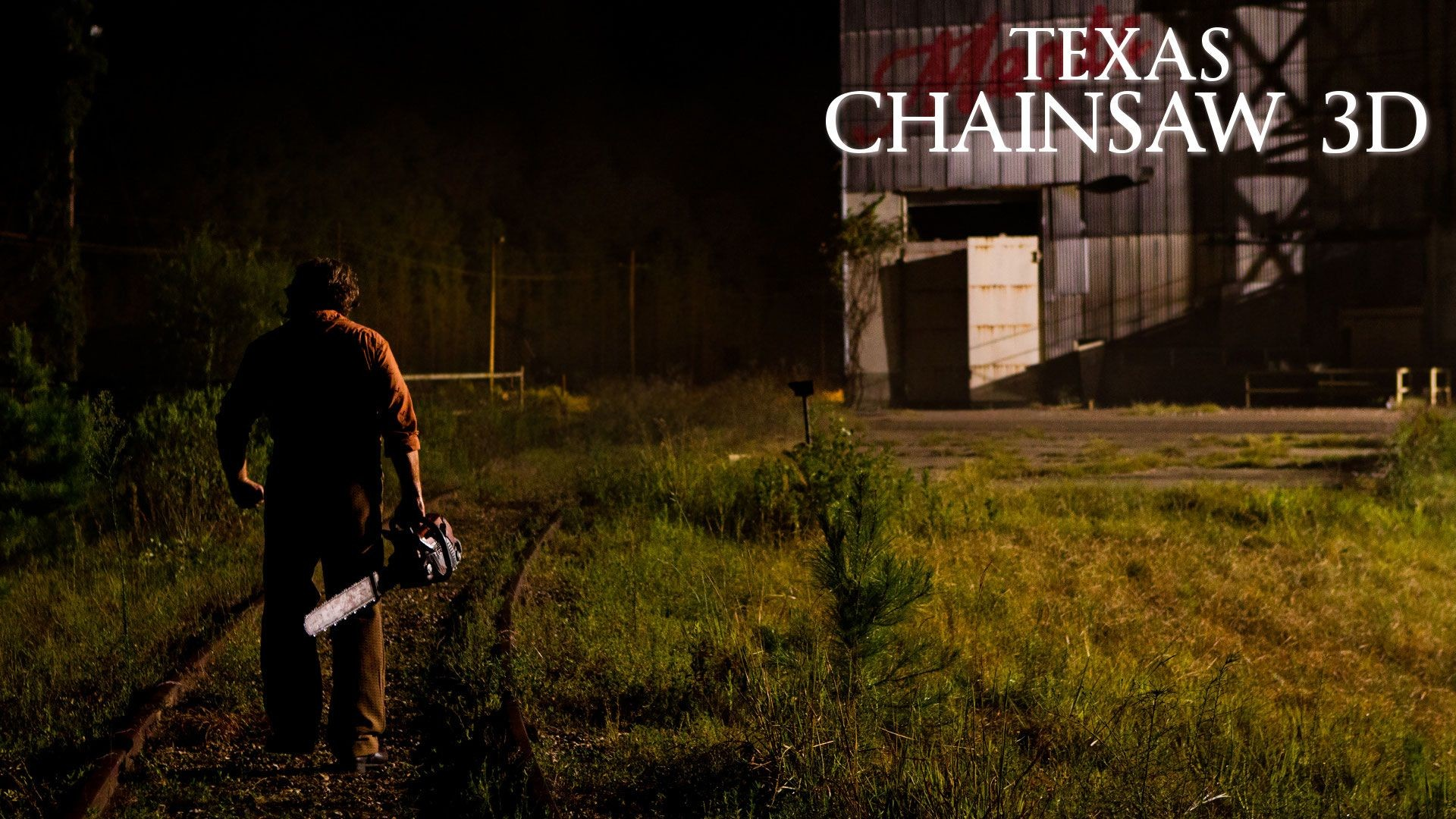 Res: 1920x1080, DeviantArt: More Like Texas Chainsaw Massacre 3D Wallpaper 2 by .