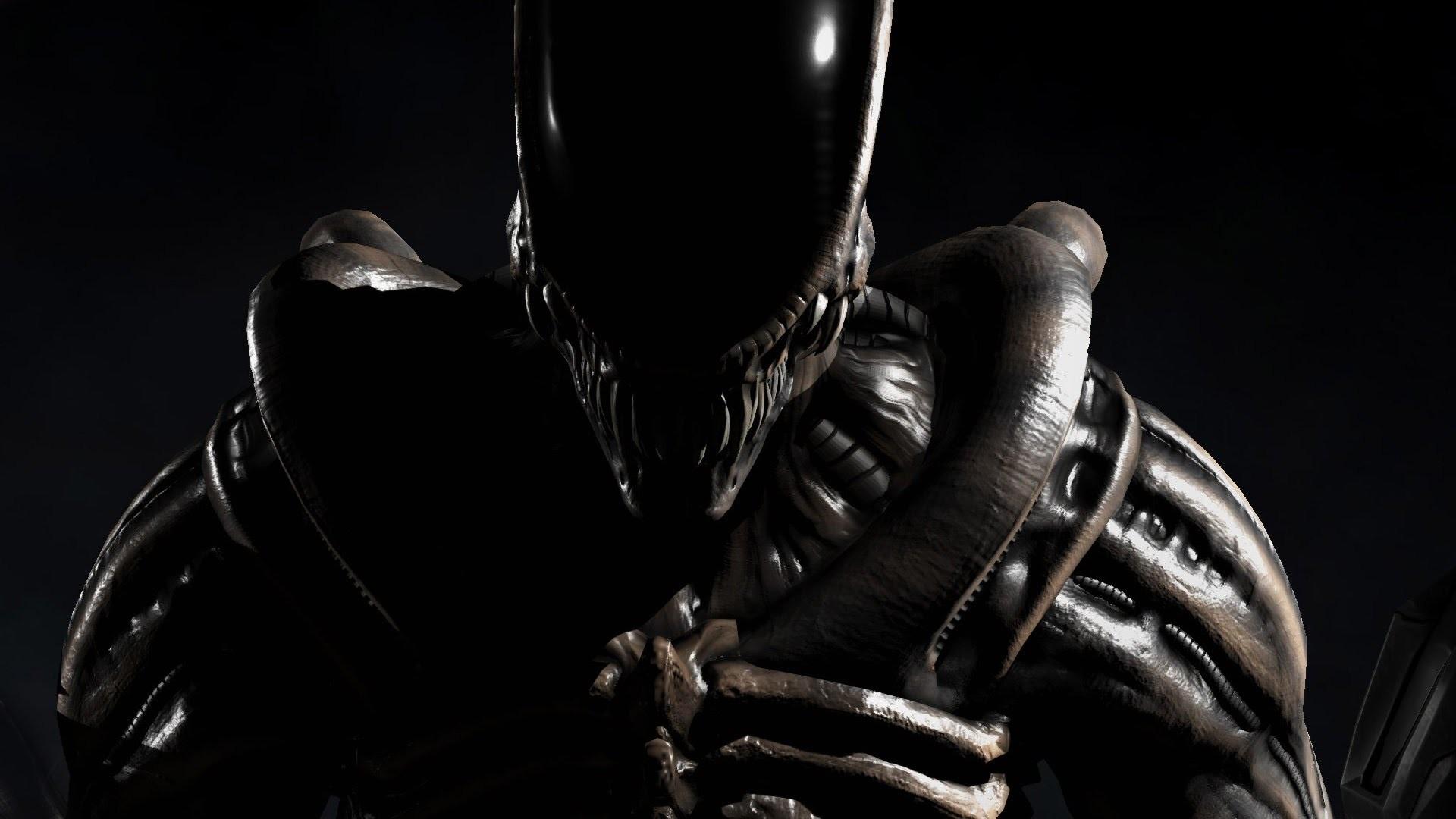 Res: 1920x1080, Alien & Leatherface Go Berserk in Mortal Kombat X Trailer - MovieWeb