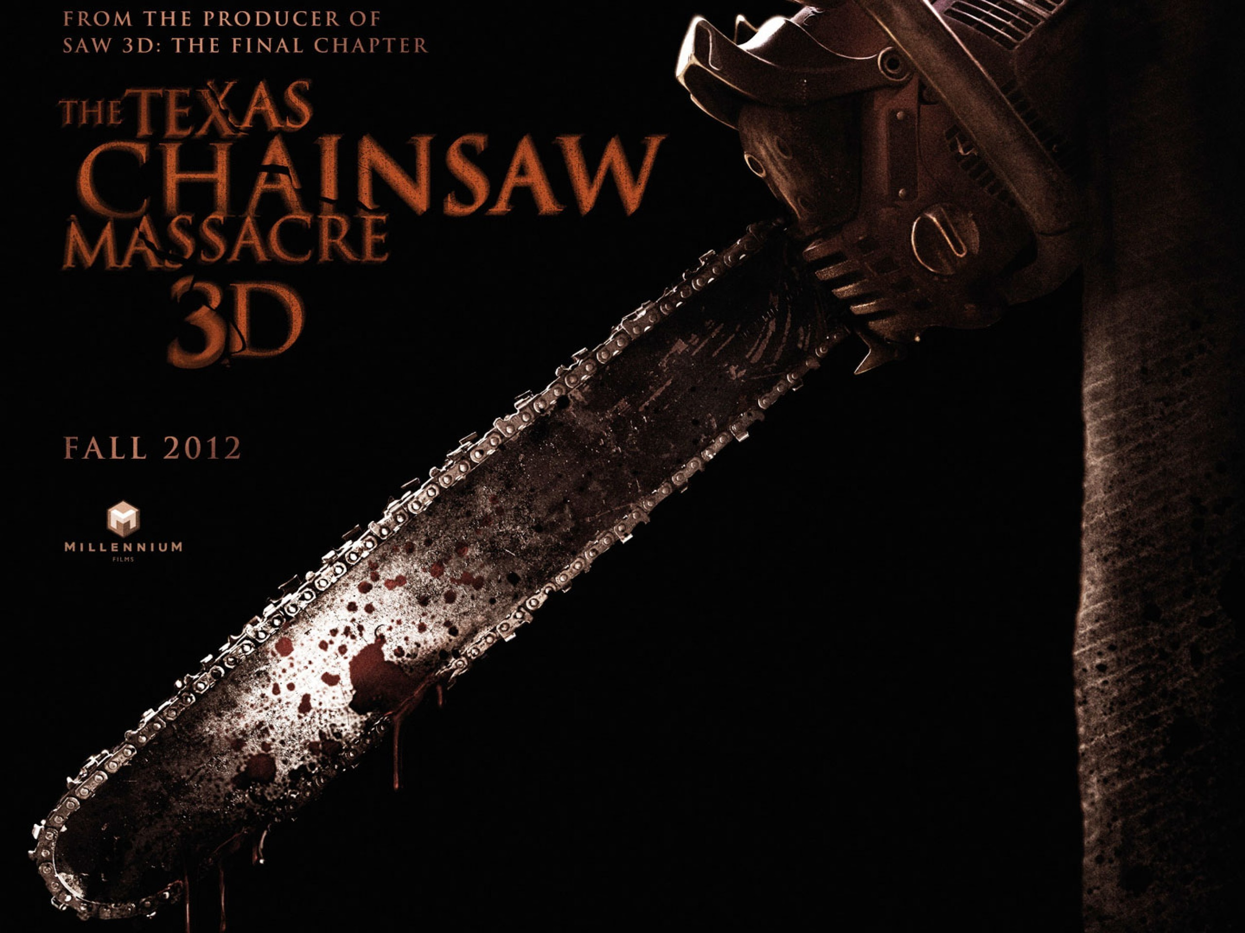 Res: 2560x1920, Texas Chainsaw Massacre 3D 2013 Movie New HD Wallpapers