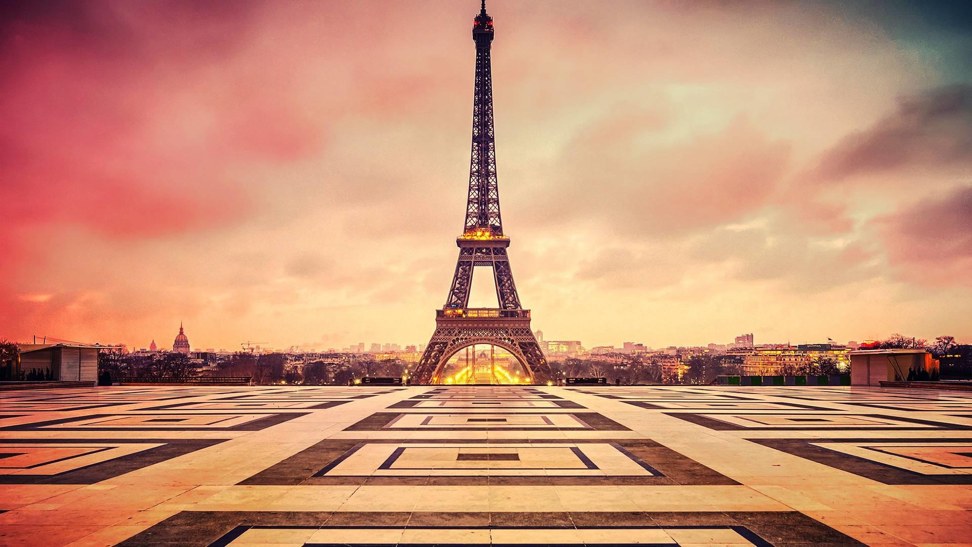 Res: 1920x1080, Paris Wallpaper
