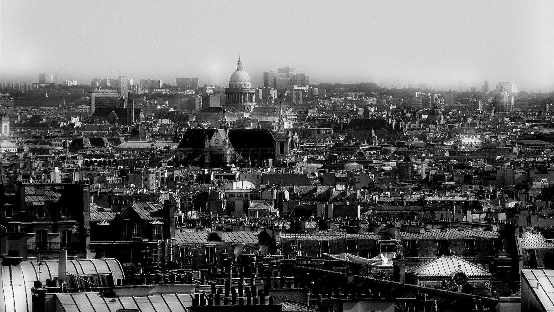 Res: 1920x1080, Black And White Paris Wallpaper Hd Resolution