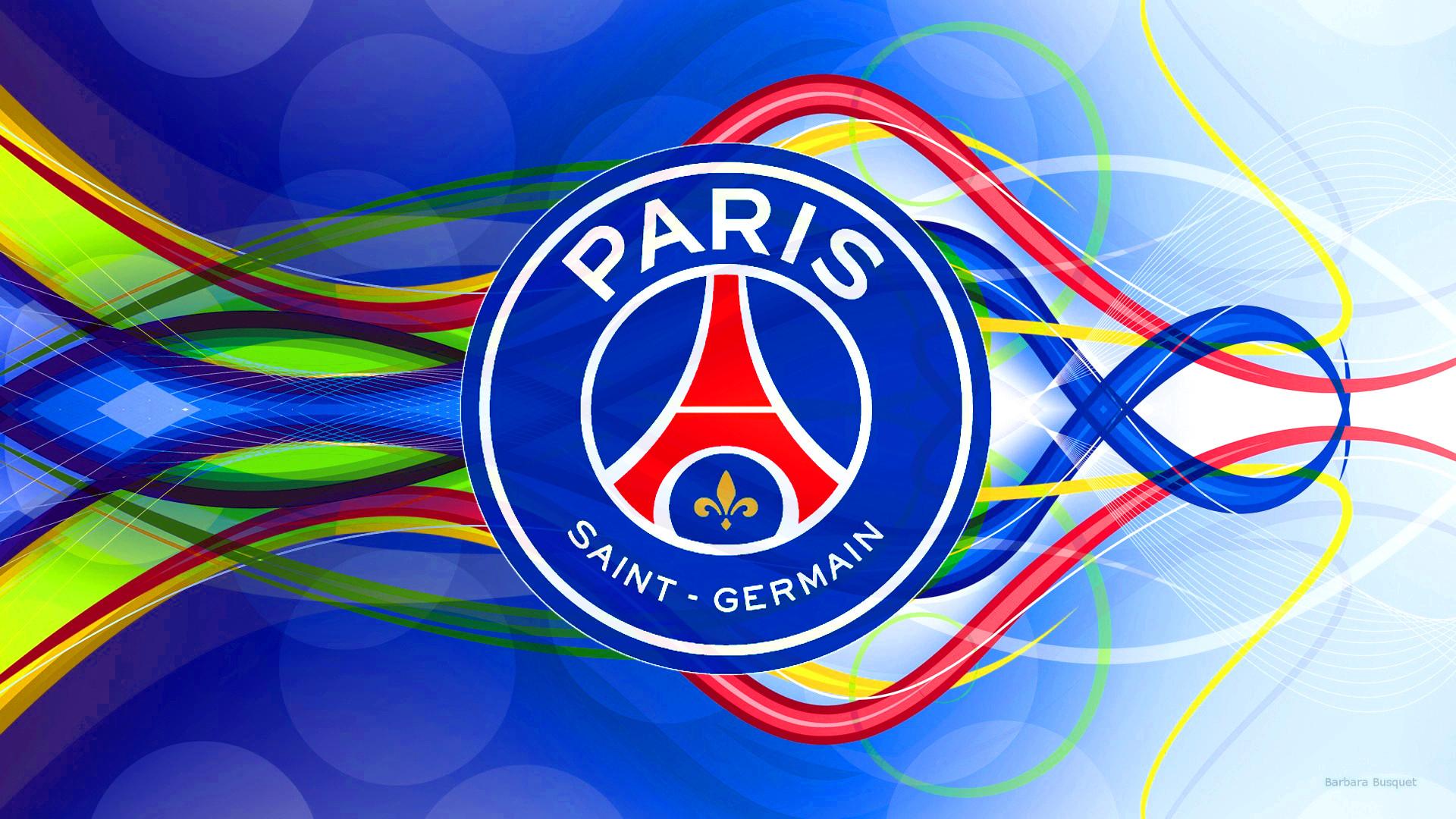 Res: 1920x1080, Blue Paris Saint-Germain logo wallpaper.
