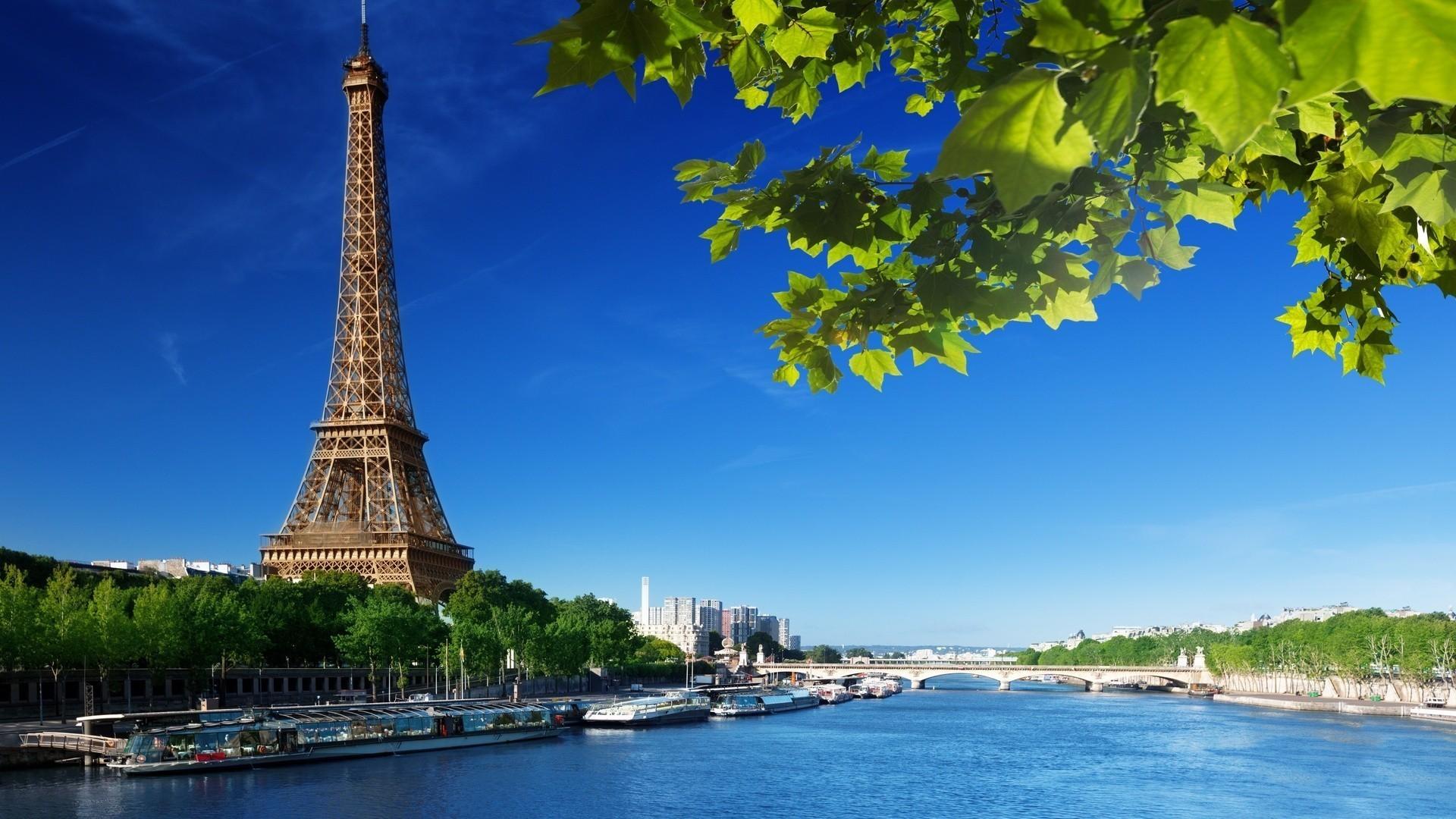 Res: 1920x1080, Eiffel tower paris tour de france wallpaper