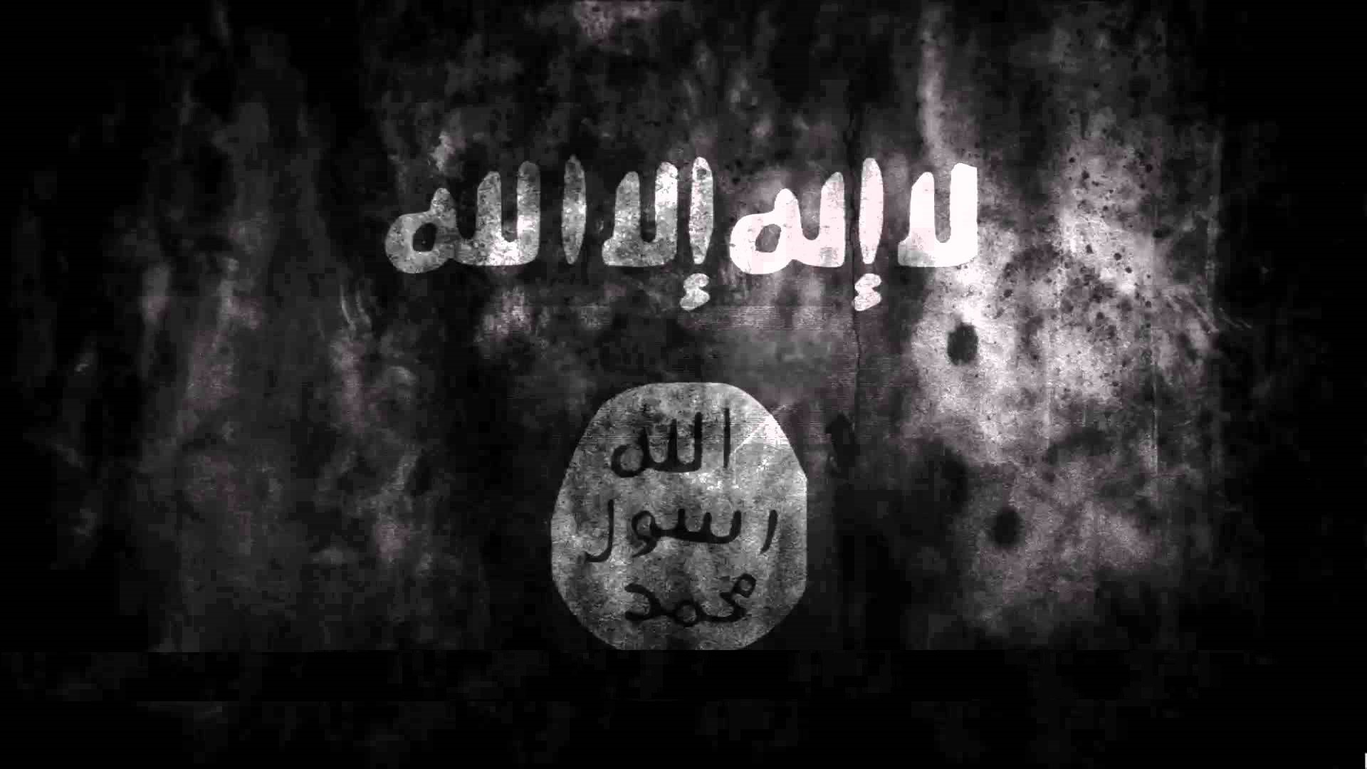 Res: 1920x1080, ... Paris. islamic-wallpapers-black-flag-mujahiddin-451