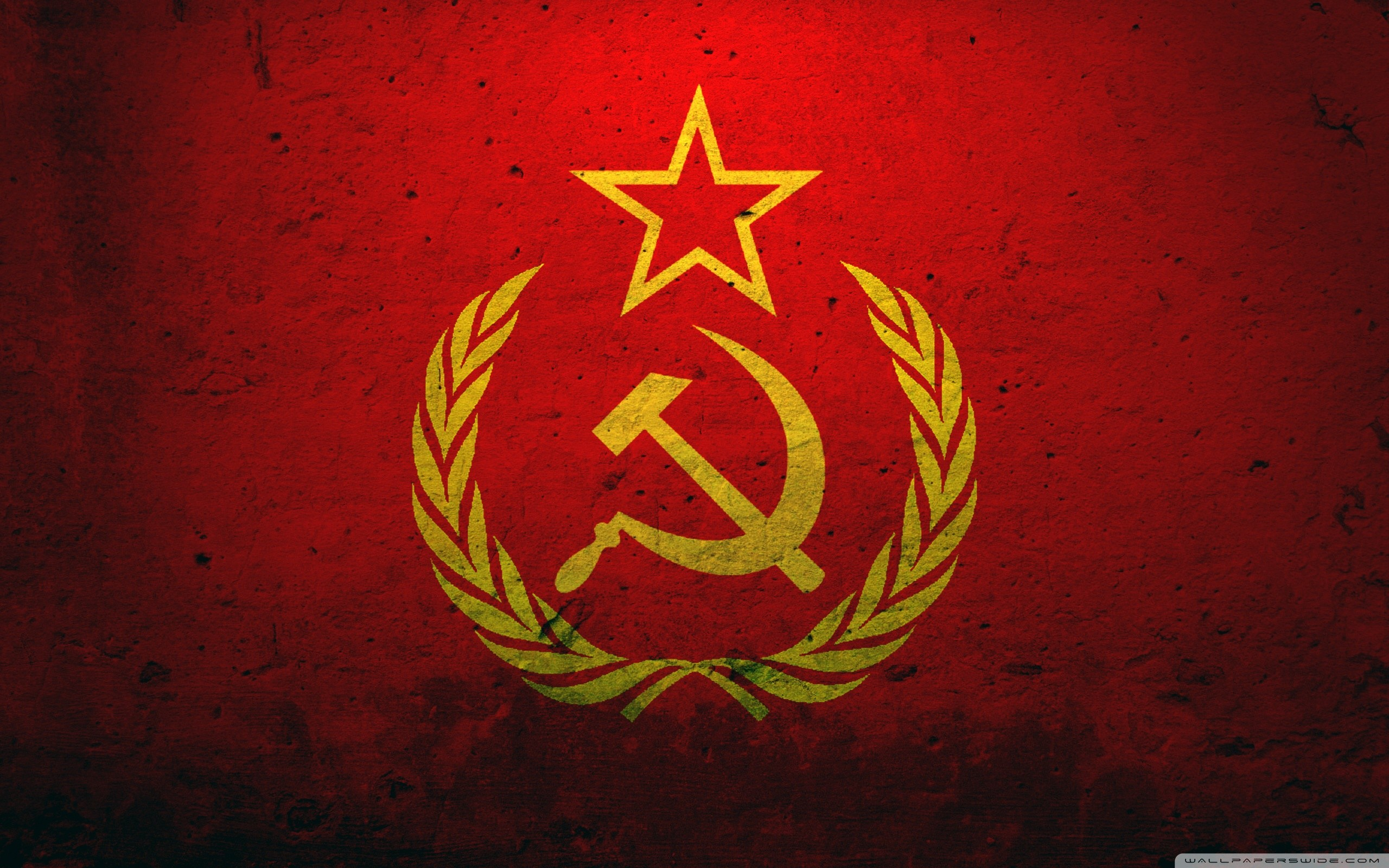Res: 2560x1600, Grunge Flag Of The Soviet Union HD Wide Wallpaper for 4K UHD Widescreen  desktop & smartphone