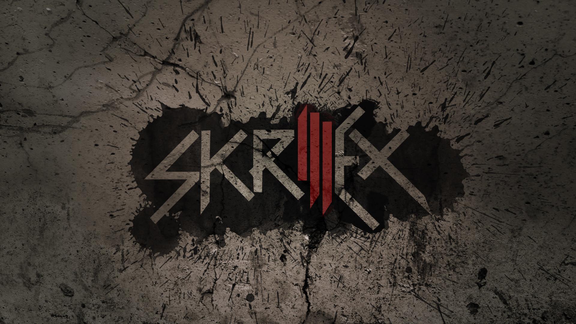 Res: 1920x1080, ... Skrillex grunge wallpaper by Christoffer-jensen