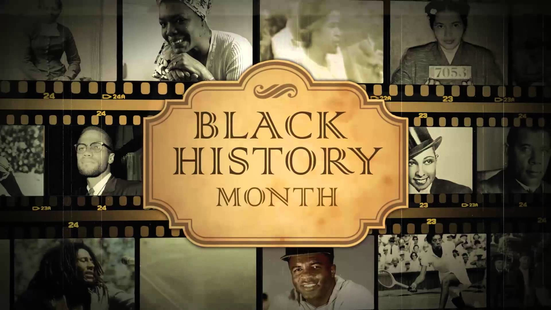 Res: 1920x1080, Black History Month 2015 Scagliotti - YouTube