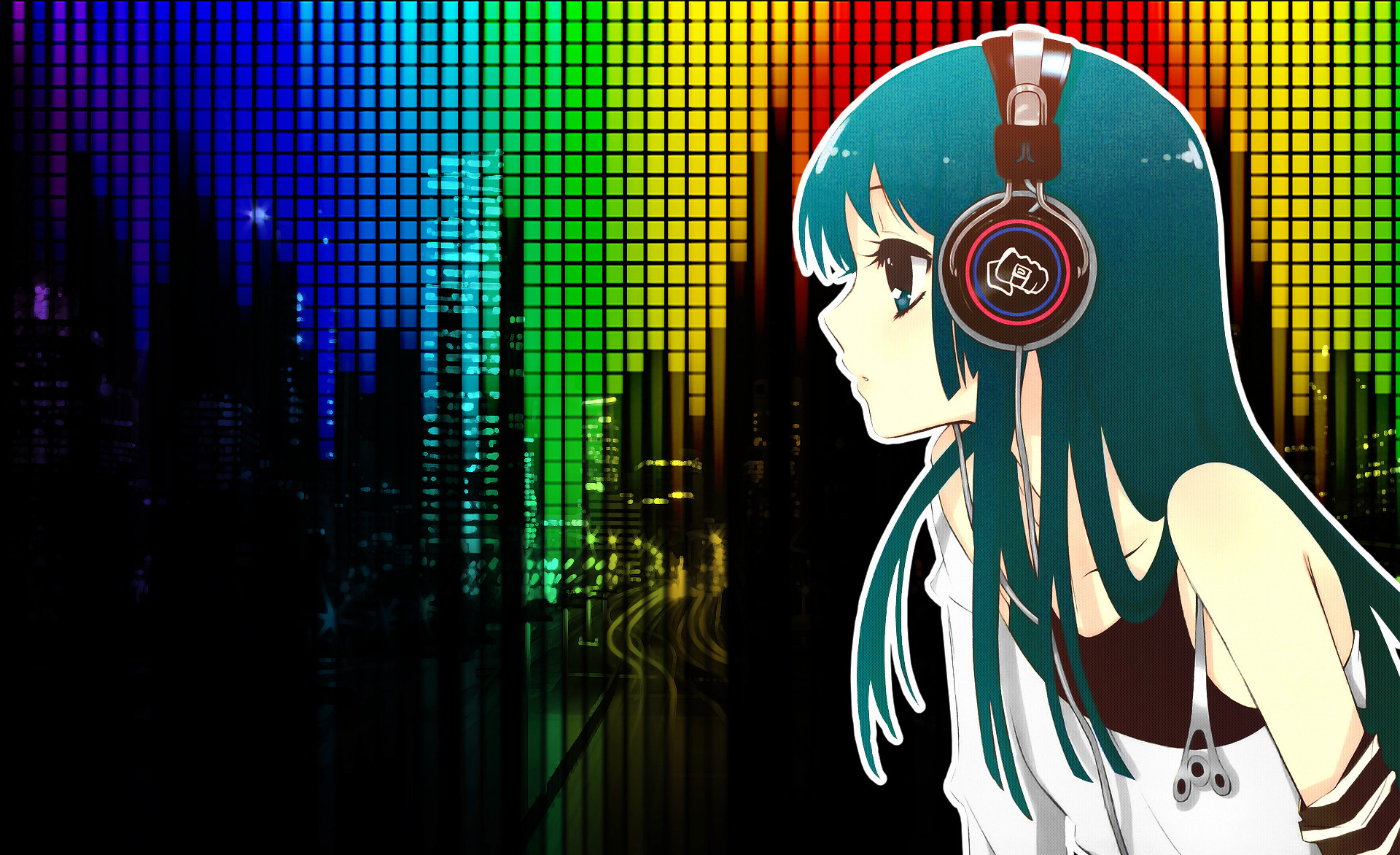 Res: 1920x1172, Anime music Wallpaper by Mrlolwoop Anime music Wallpaper by Mrlolwoop