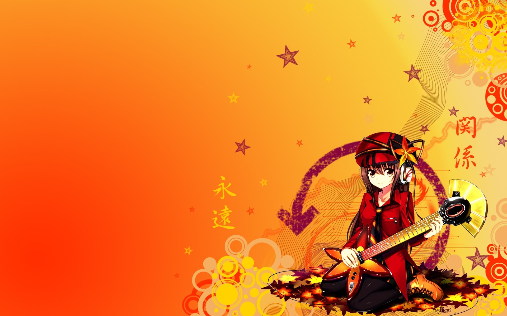 Res: 1920x1200, anime music 843556