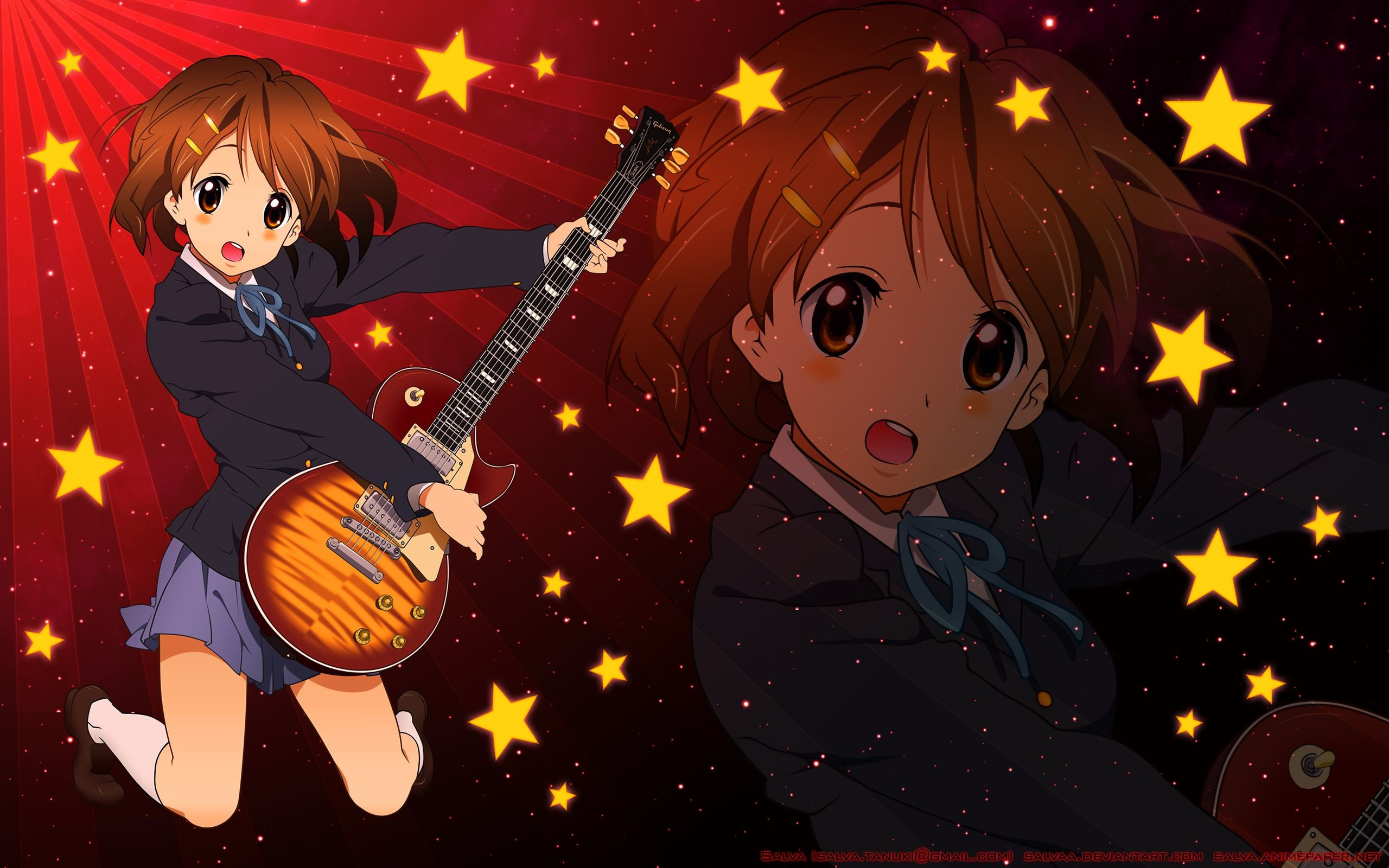 Res: 2560x1600, Anime Music Wallpaper In Hd
