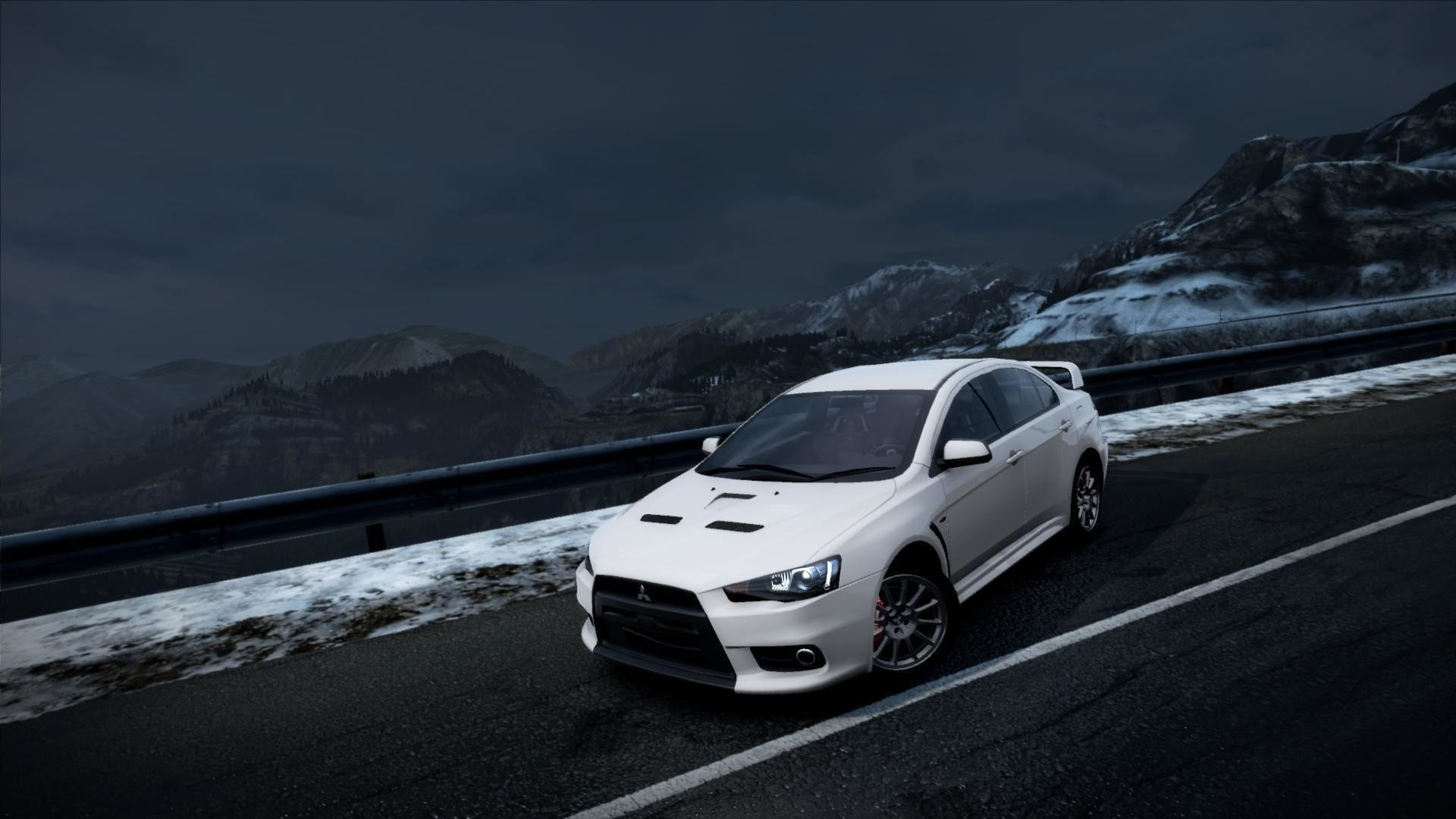 Res: 1920x1080, Mitsubishi Lancer Evolution X Wallpaper | Wallpaper Studio 10 | Tens of  thousands HD and UltraHD wallpapers for Android, Windows and Xbox