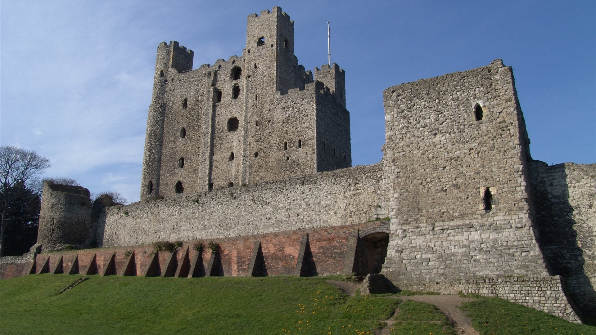 Res: 1920x1080, rochester castle