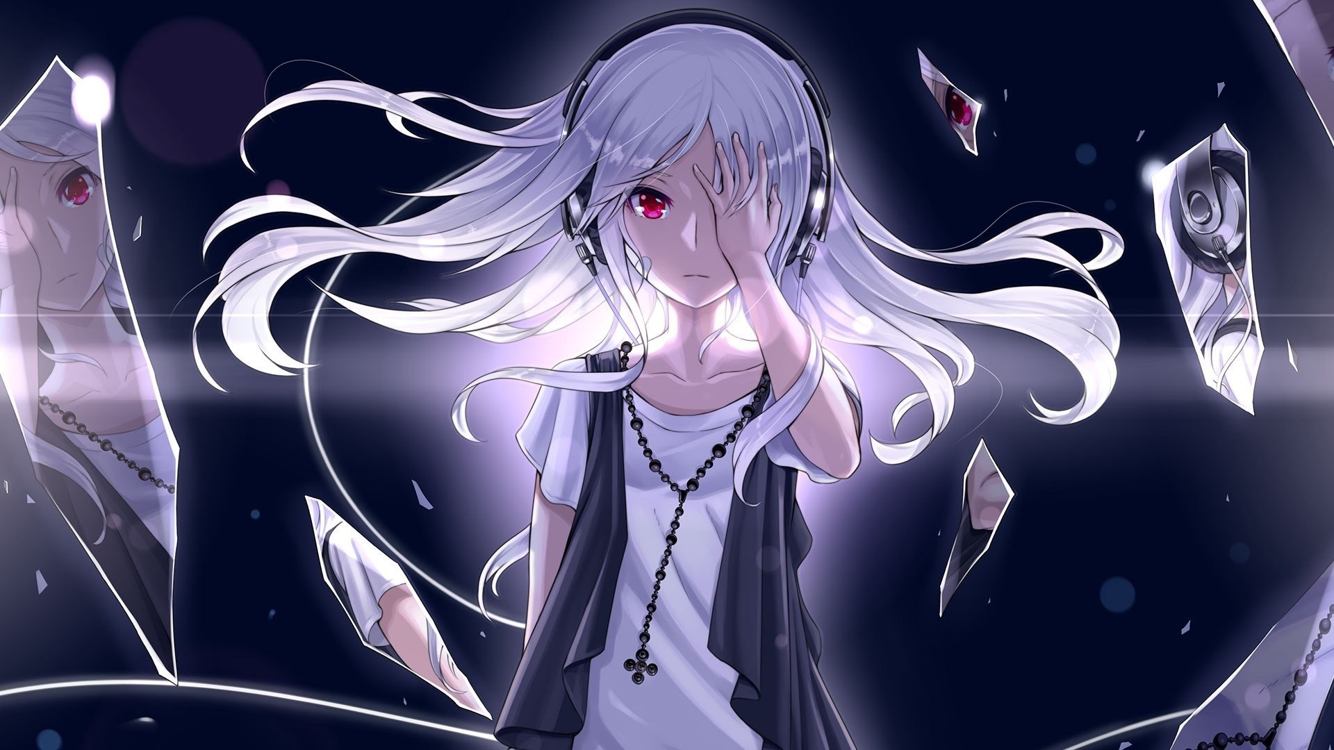 Res: 1920x1080, Anime Girl HD Desktop Wallpaper 61371