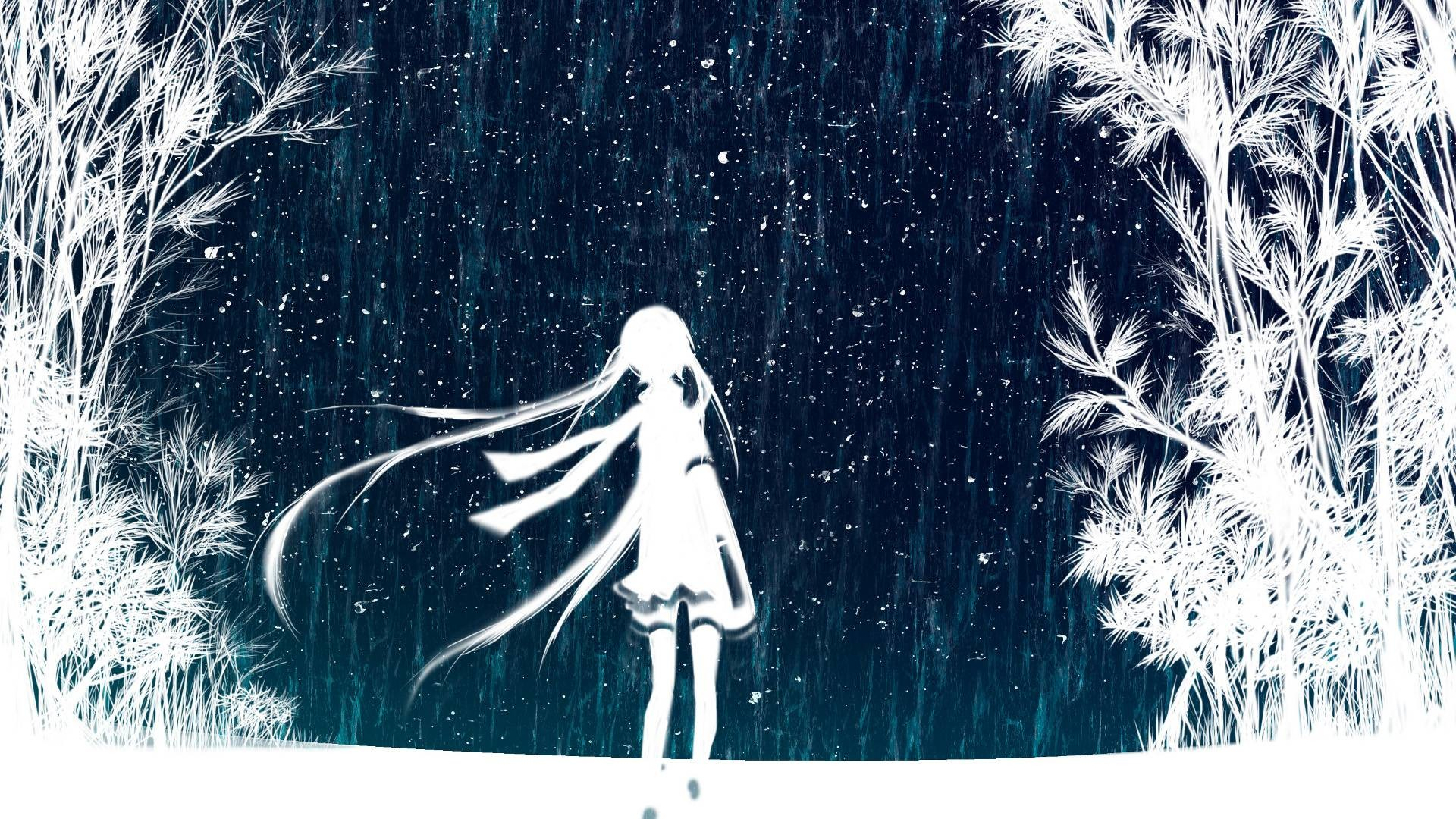 Res: 1920x1080, snow anime wallpapers hd download free hd wallpapers high definition  amazing cool desktop wallpapers for windows mac tablet download 1920×1080 Wallpaper  HD