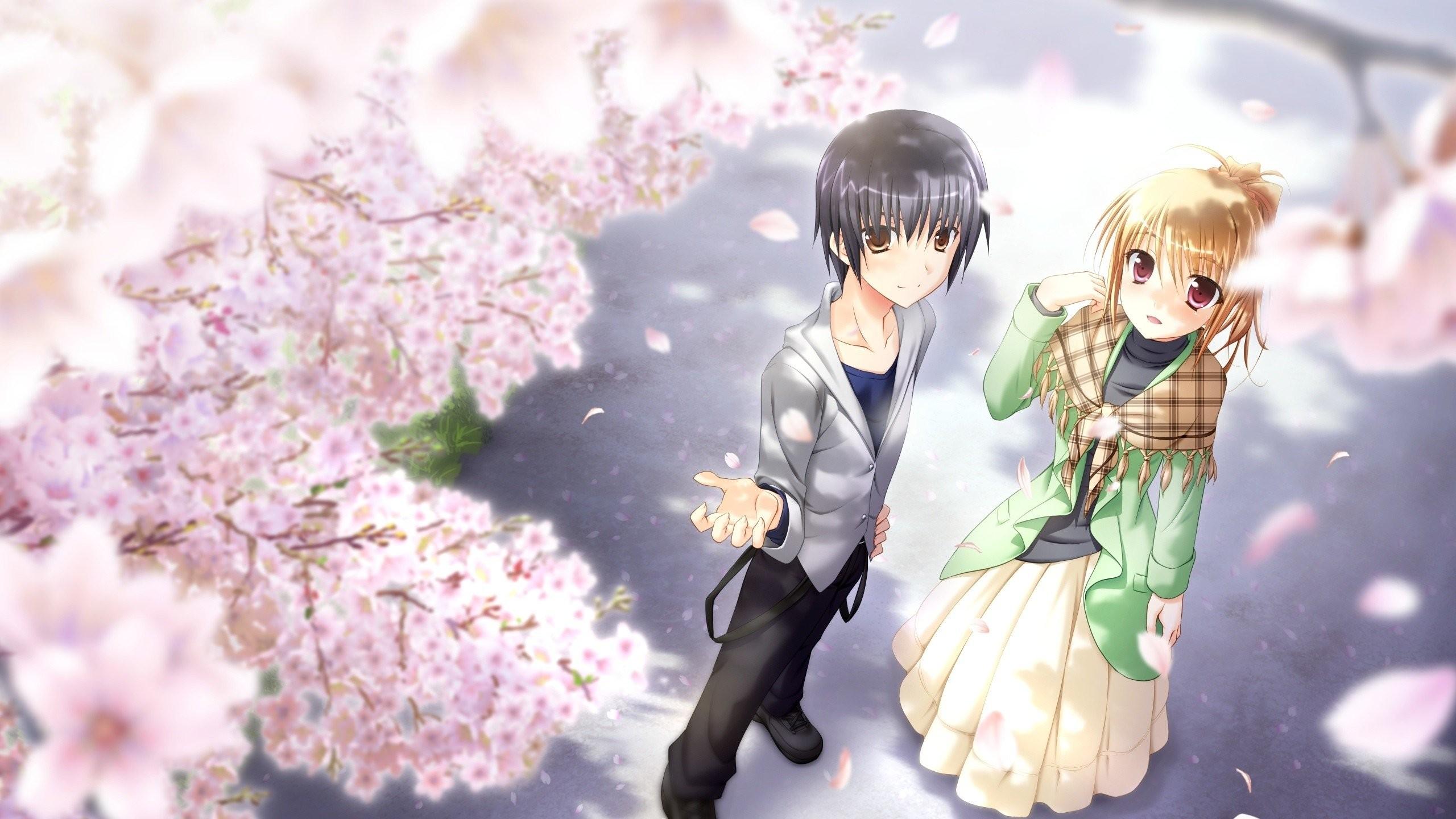 Res: 2560x1440, cute anime desktop hd