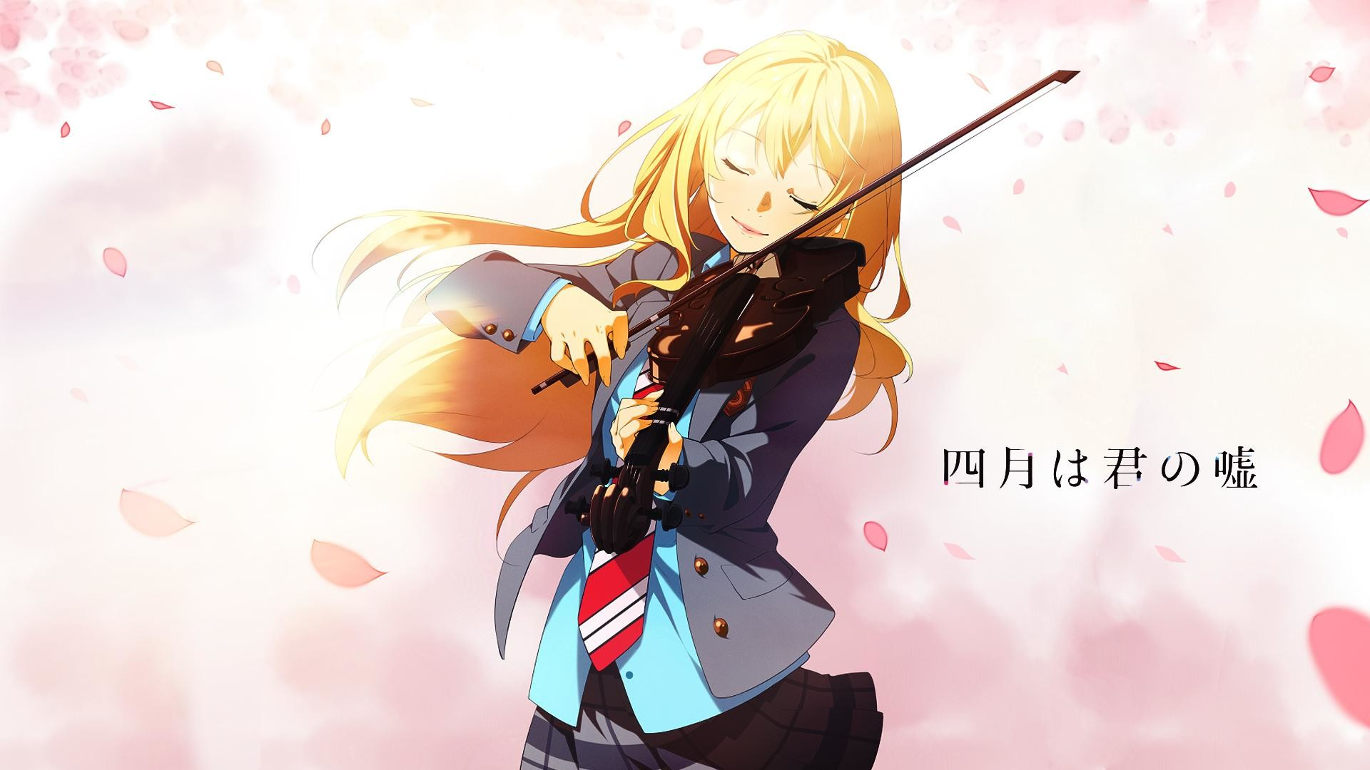 Res: 1920x1080, Your Lie In April