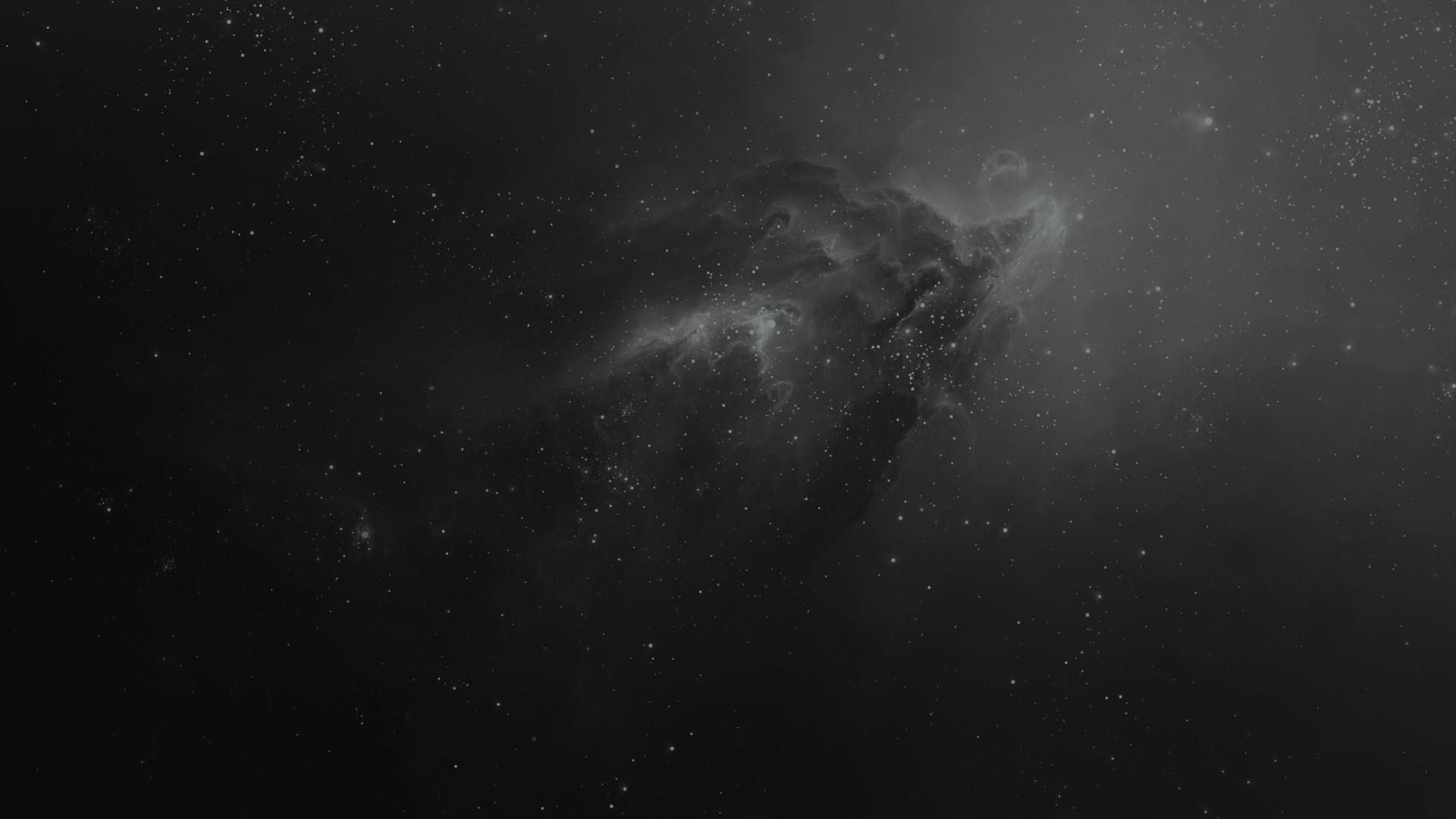 Res: 1920x1080, Dark space wallpaper