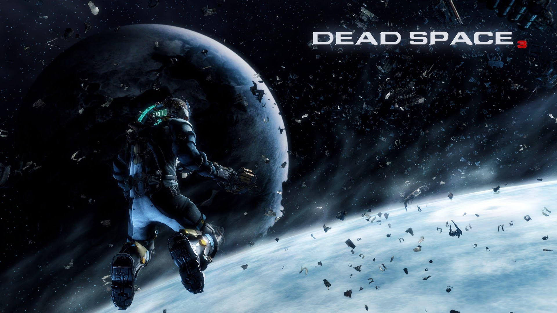 Res: 1920x1080, Dead Space 3 HD Wallpapers 14 - 1920 X 1080