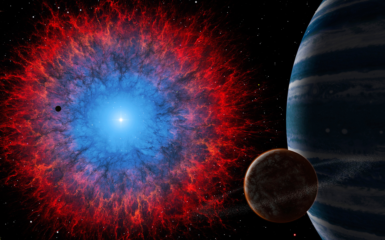 Res: 2880x1800, Tags: Dark Space Nebula