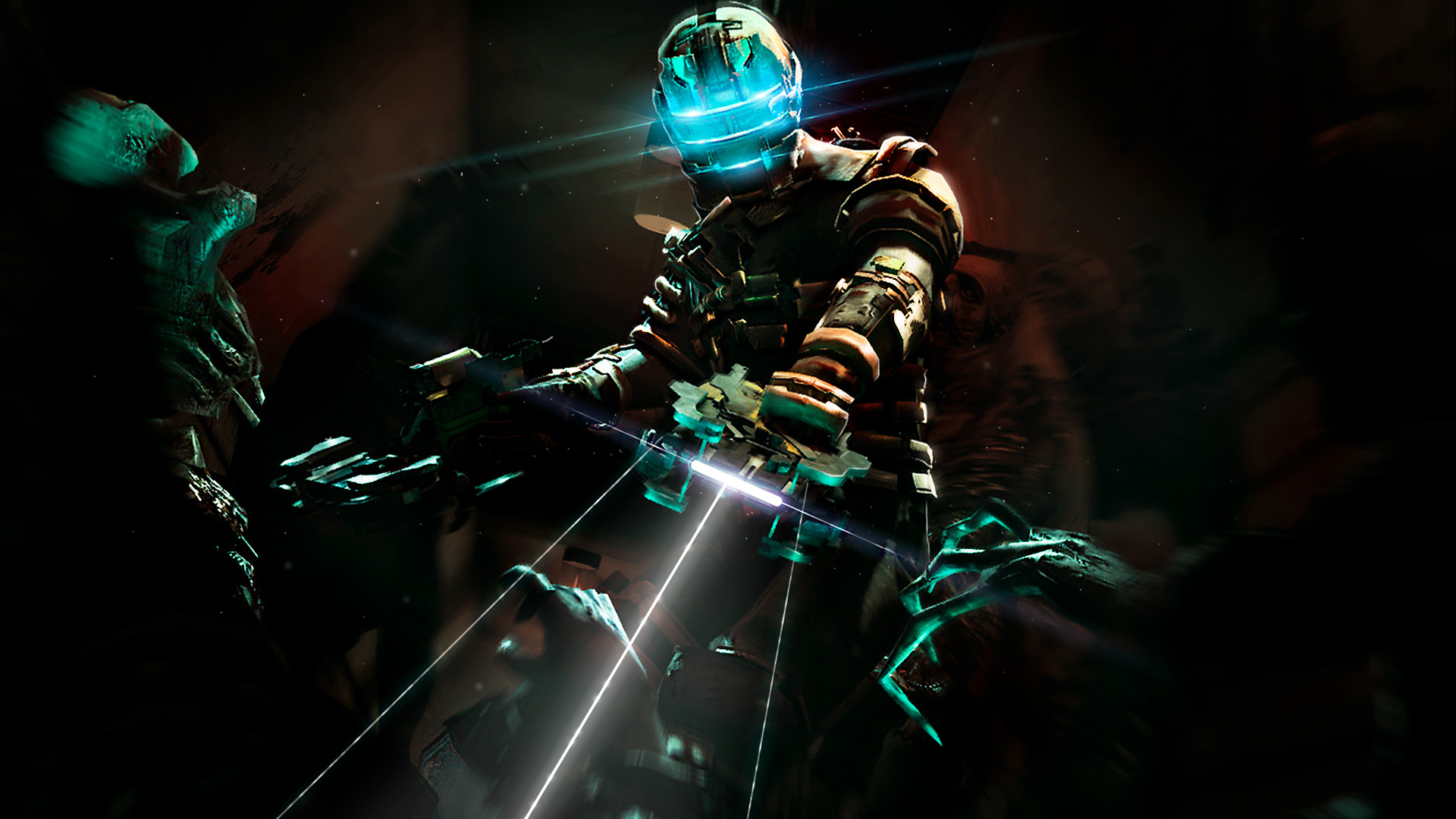 Res: 1920x1080, Dead Space Wallpaper