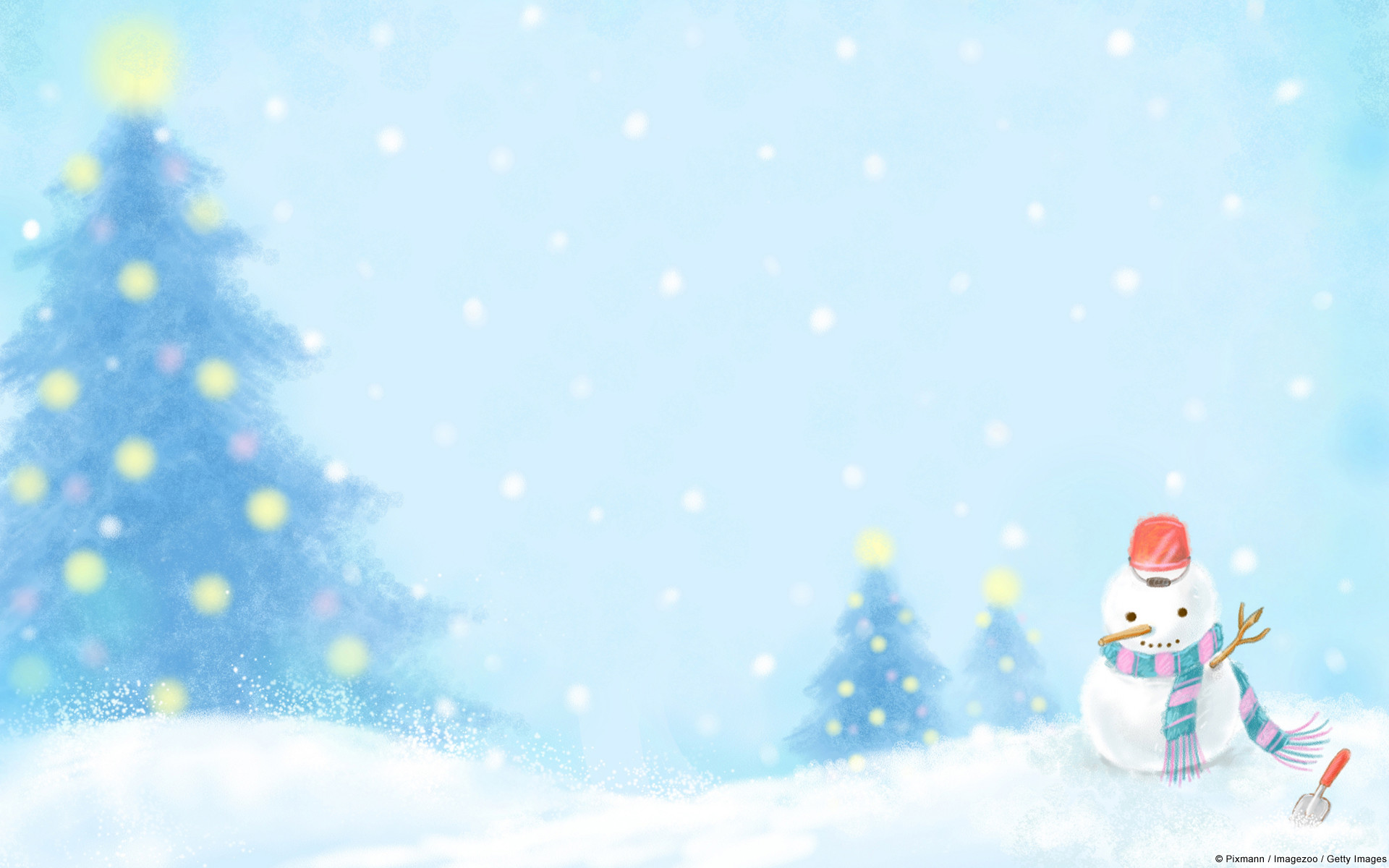 Res: 1920x1200, Holiday Snowman