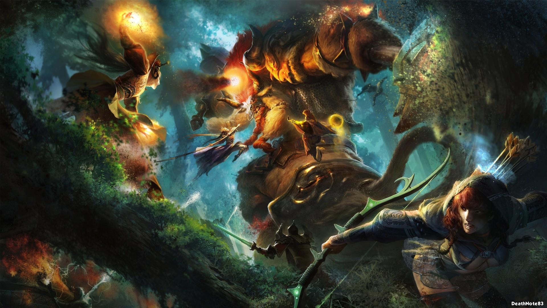 Res: 1920x1080, Computerspiele - Epic Battle Fantasy 3 Wallpaper