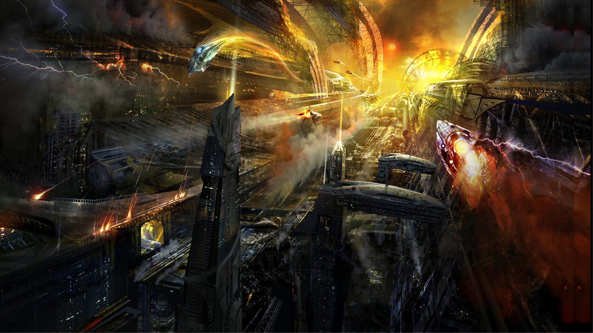 Res: 1920x1080, Sci Fi - War Wallpaper