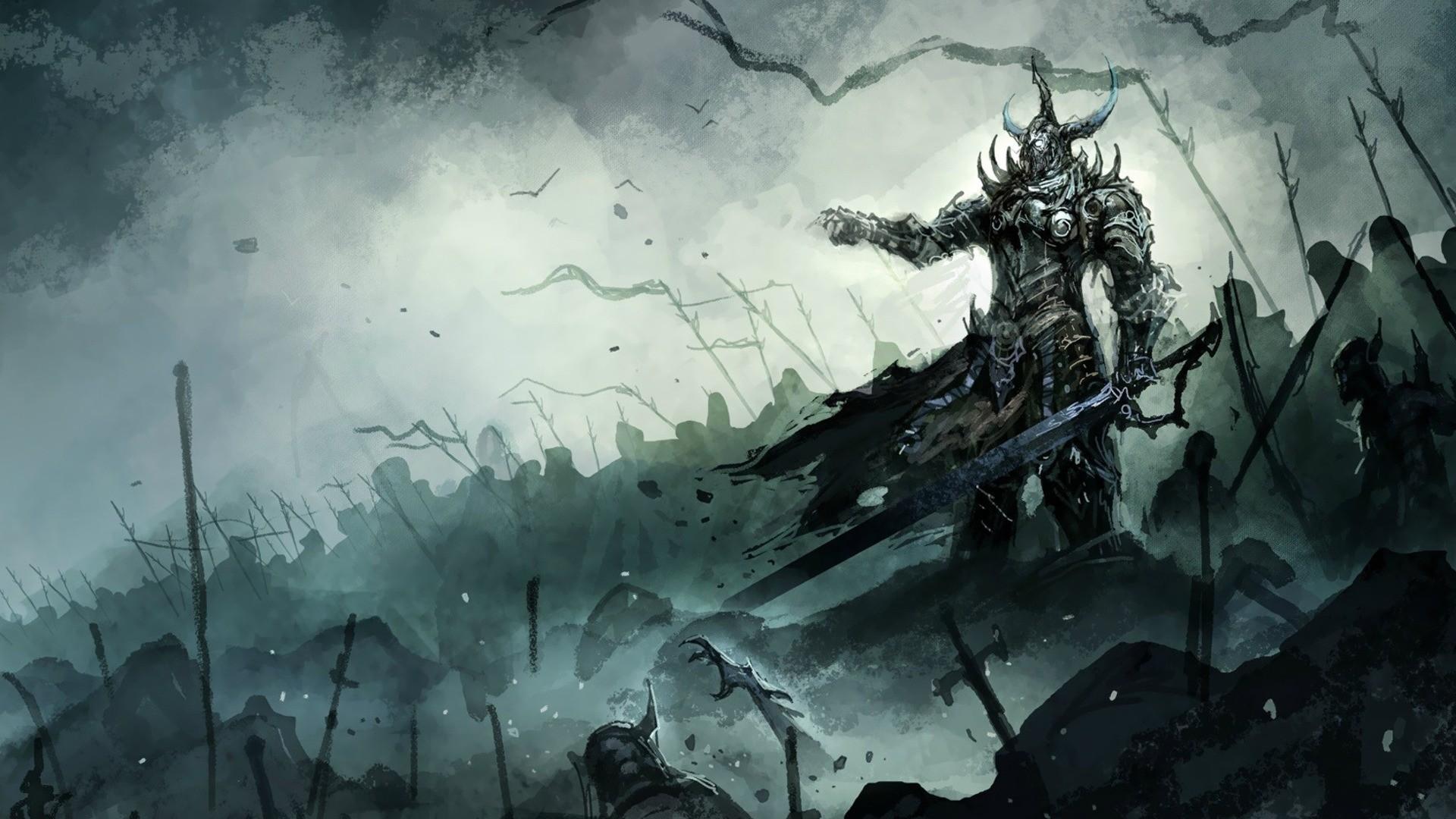Res: 1920x1080, Epic Battle Fantasy Wallpaper