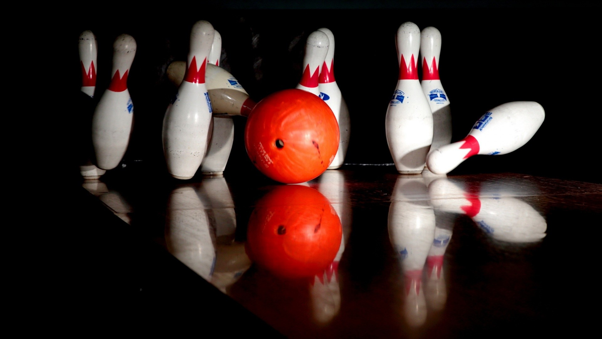 Res: 1920x1080, Bowling Skittles Sports