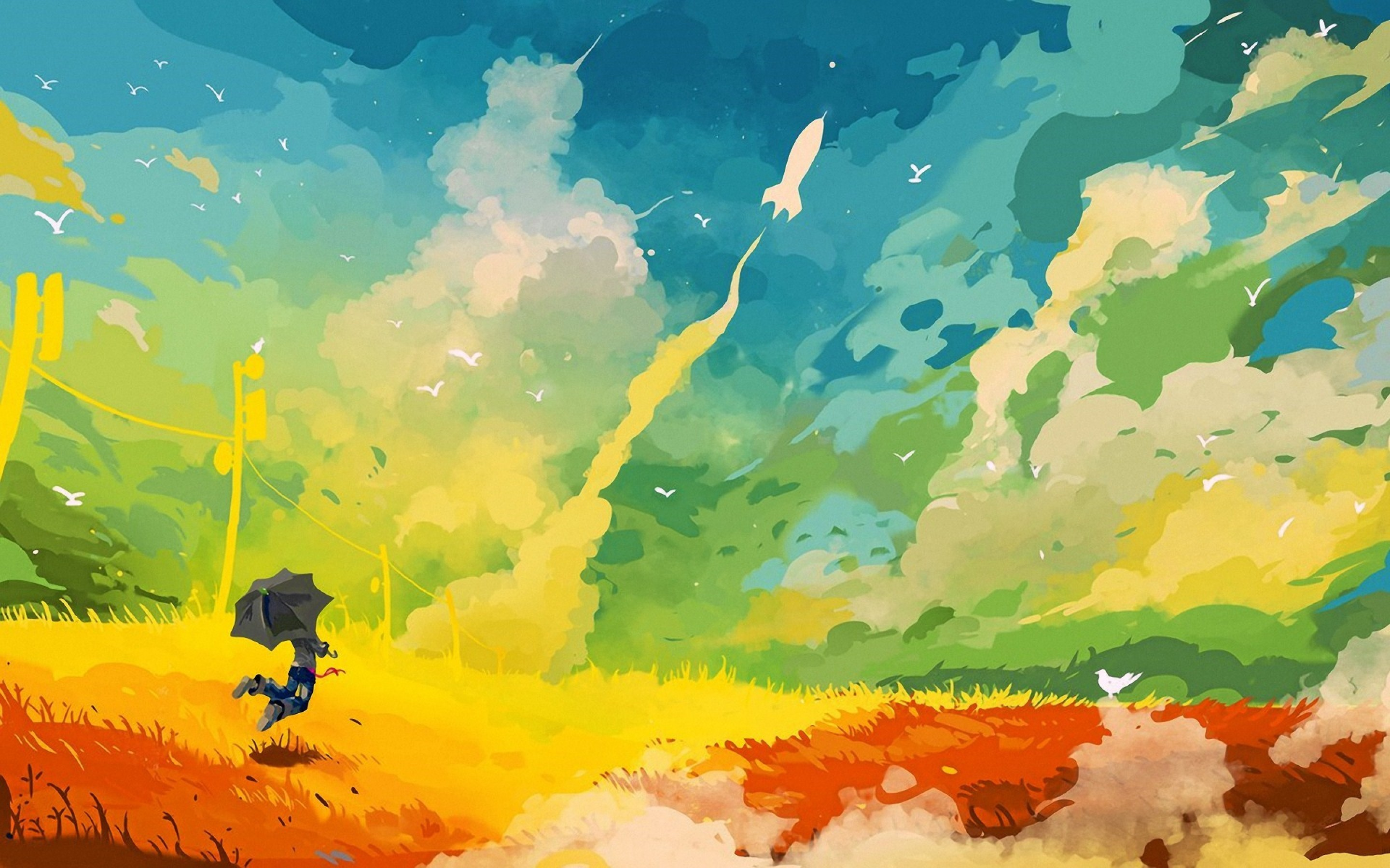 Res: 2880x1800, Painting High Quality Wallpaper #781326453