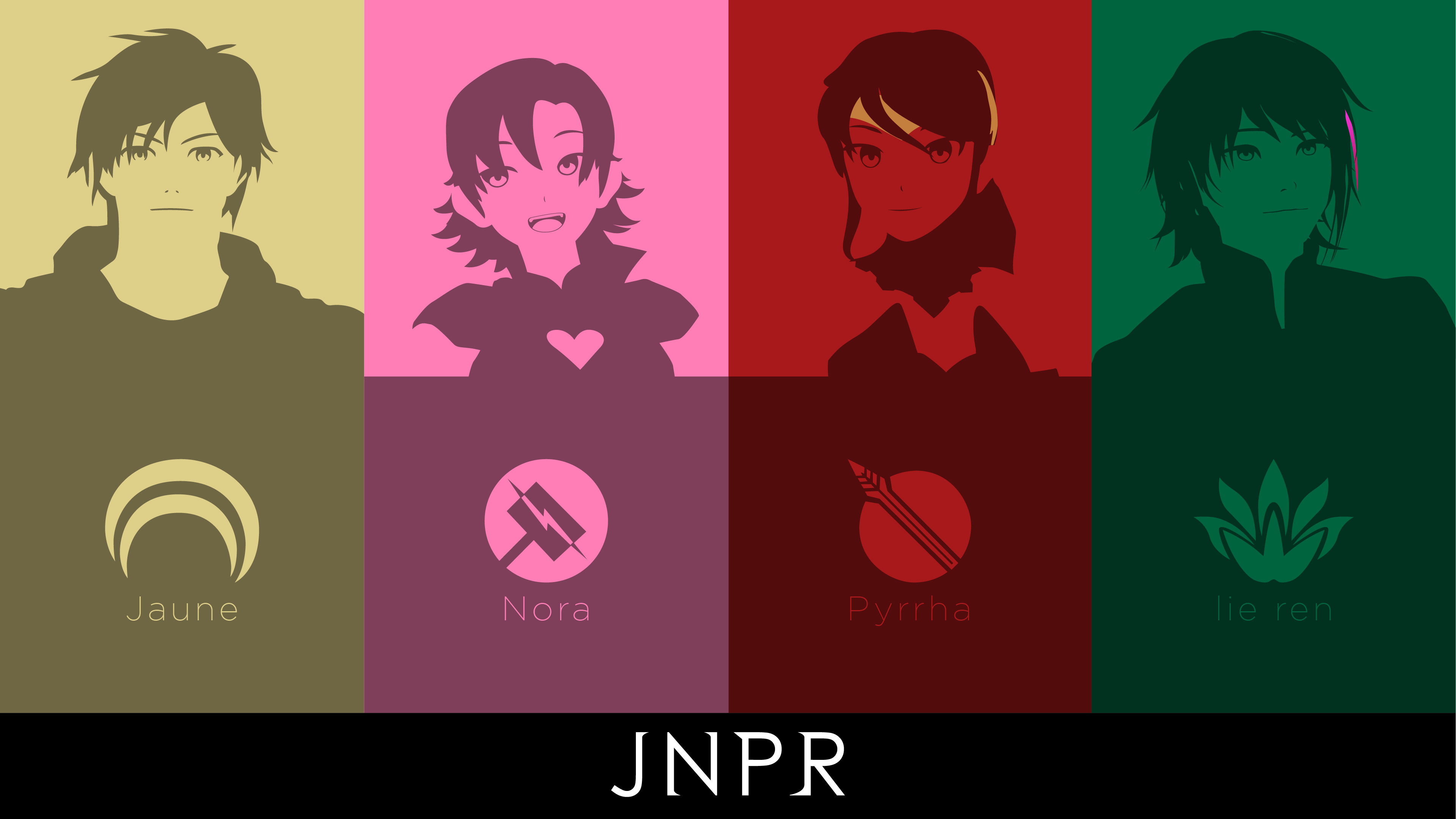 Res: 3840x2160, JNPR Team Wallpaper by DanTherrien101