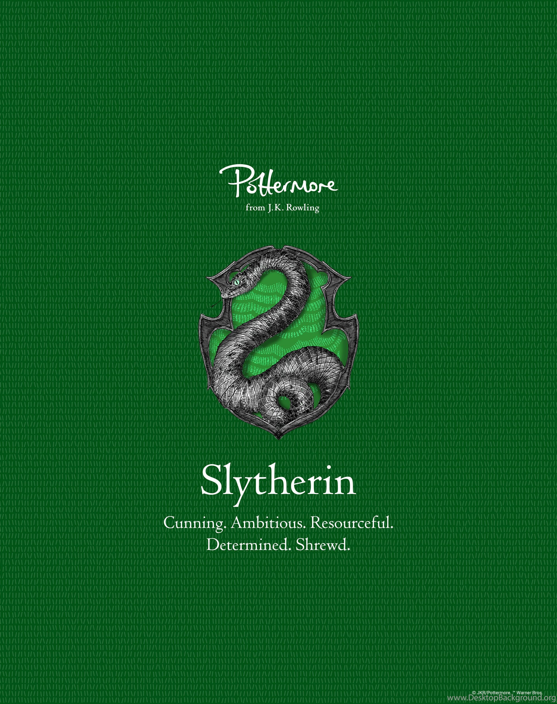 Res: 1936x2448, Slytherin Quidditch team - Harry Potter wallpaper