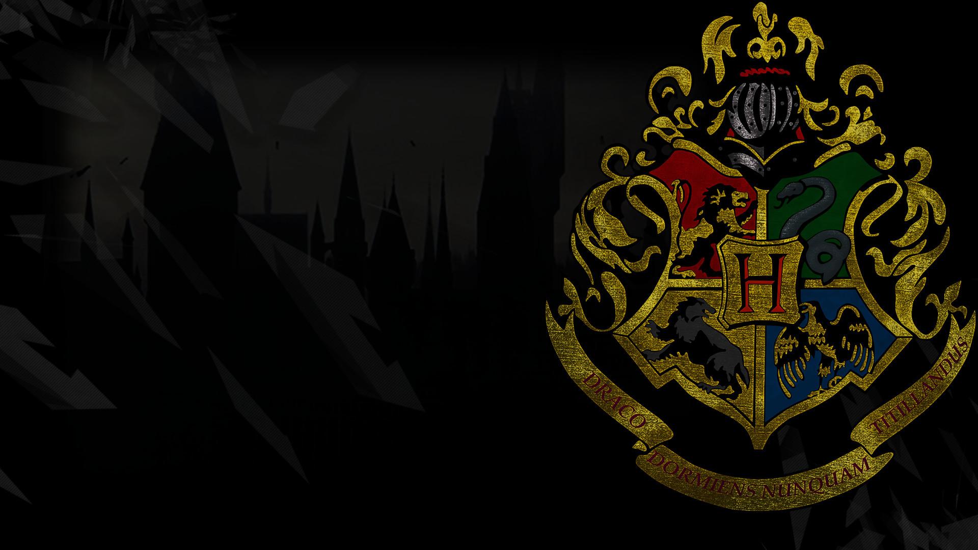 Res: 1920x1080,  Film - Harry Potter Gryffindor Slytherin Hufflepuff Ravenclaw  Duvarkağıdı