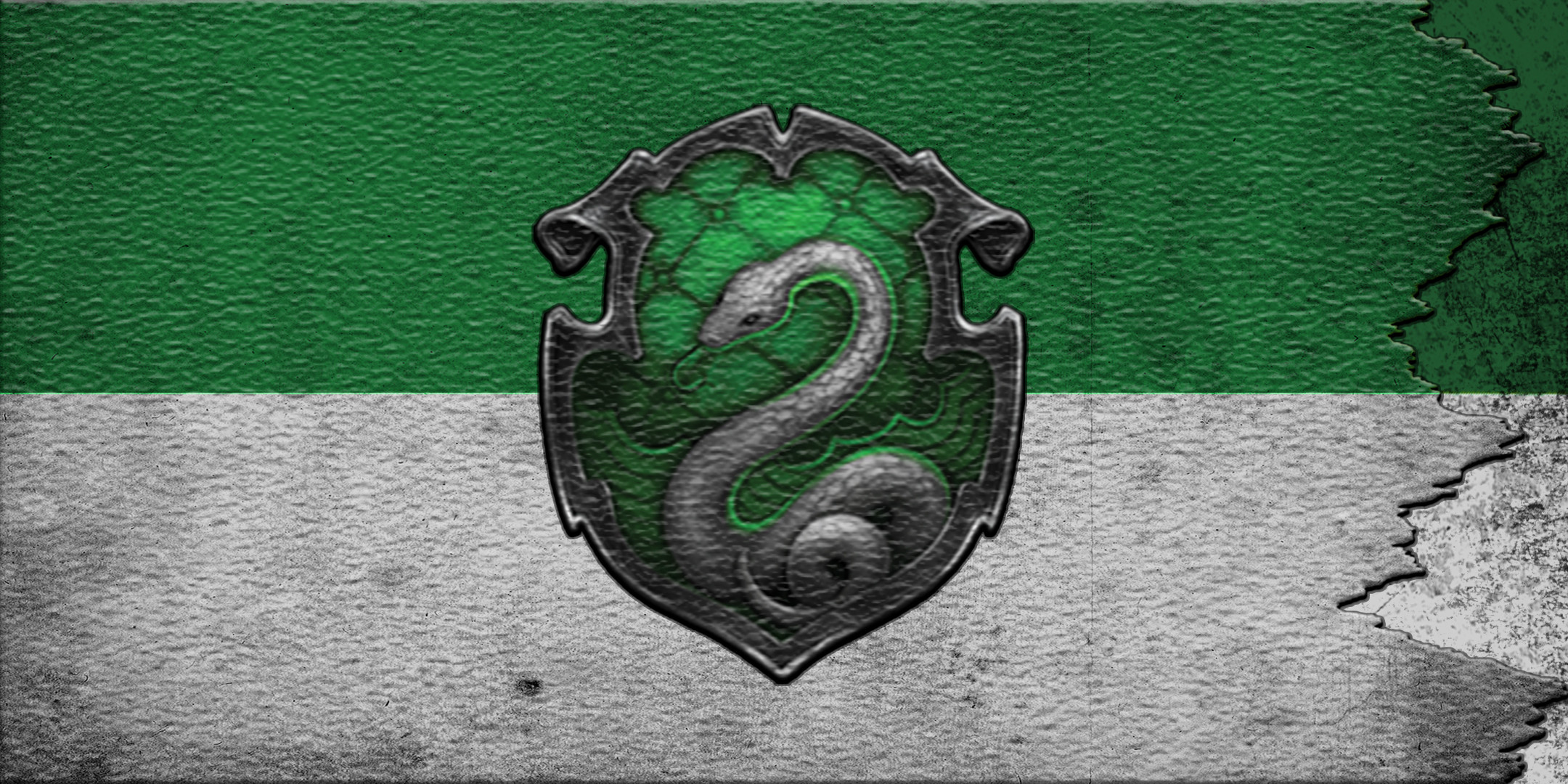 Res: 2160x1080, Slytherin wallpaper by Filonoe