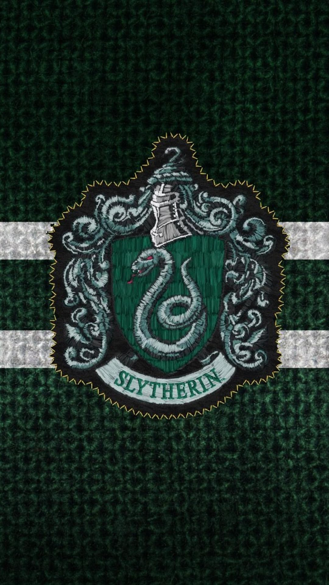 Res: 1080x1920, harry potter hogwarts slytherin crest best widescreen