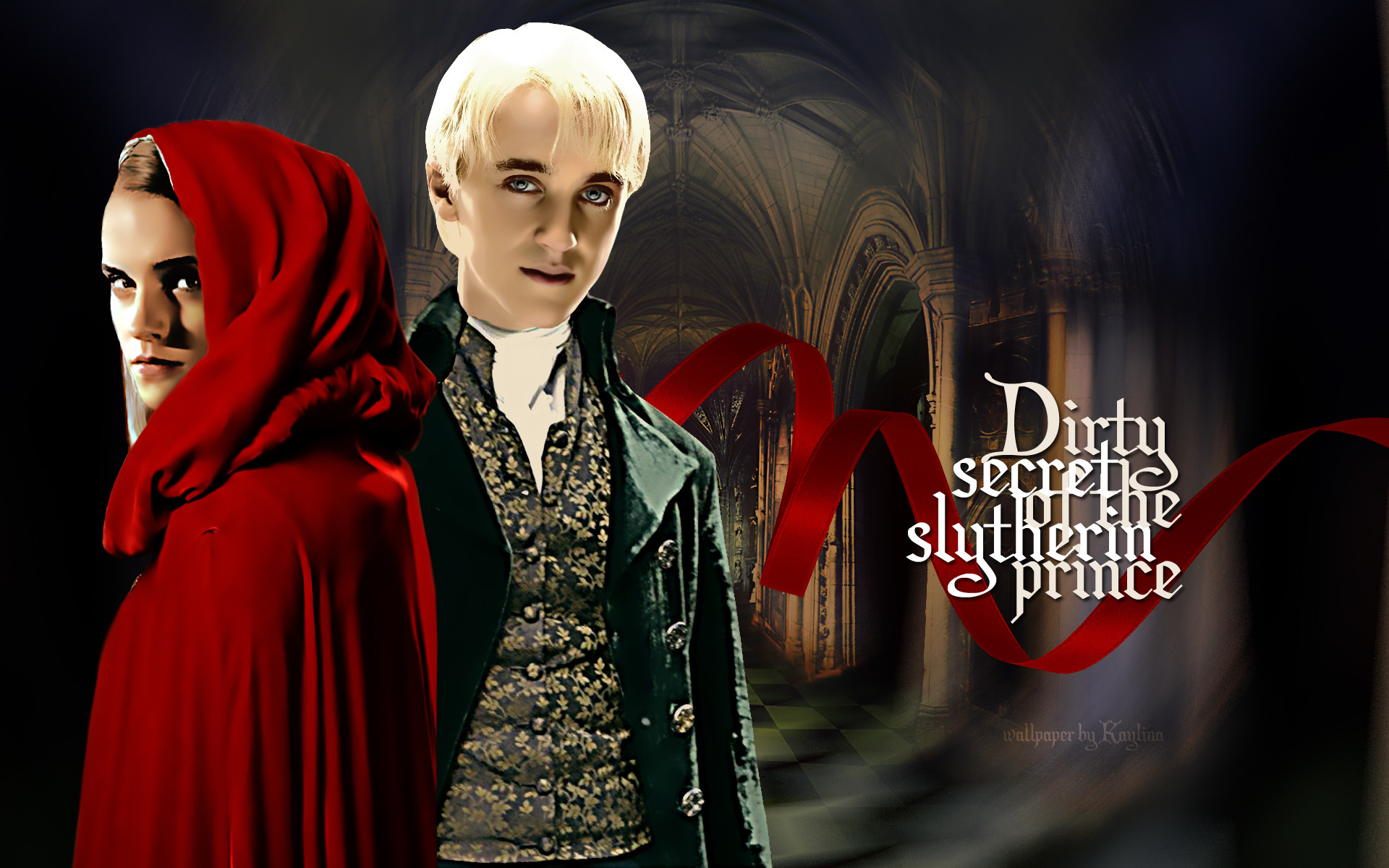 Res: 1920x1200, Slytherin Draco Wallpaper Full Hd