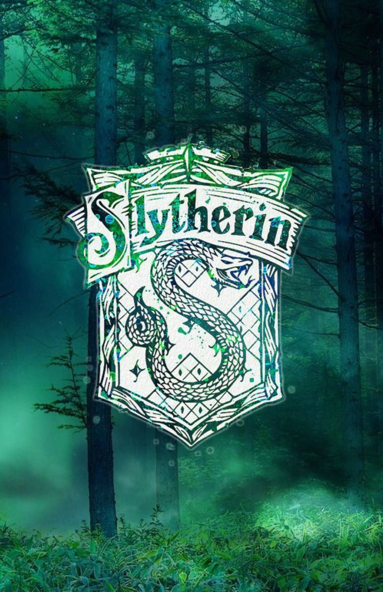 Res: 1242x1921, Harry Potter Archives - Our World is Amazing. Slytherin.