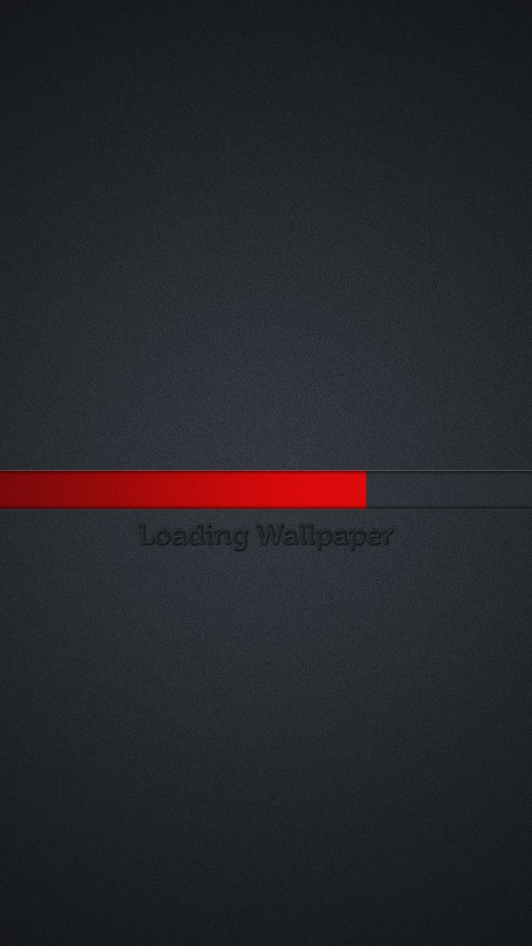 Res: 1080x1920, Loading Wallpaper Red Line Grey Background Android Wallpaper ...