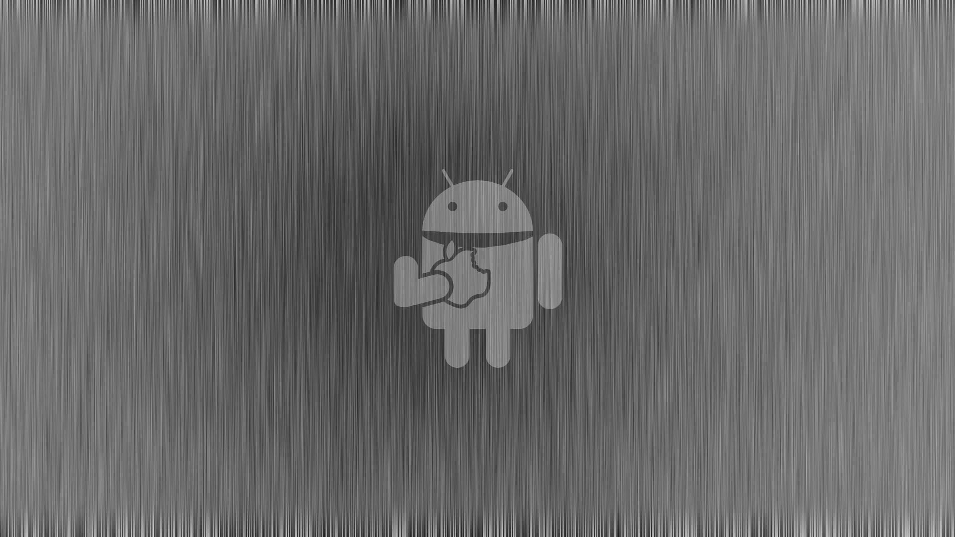 Res: 1920x1080, Android bucket grey background wallpaper