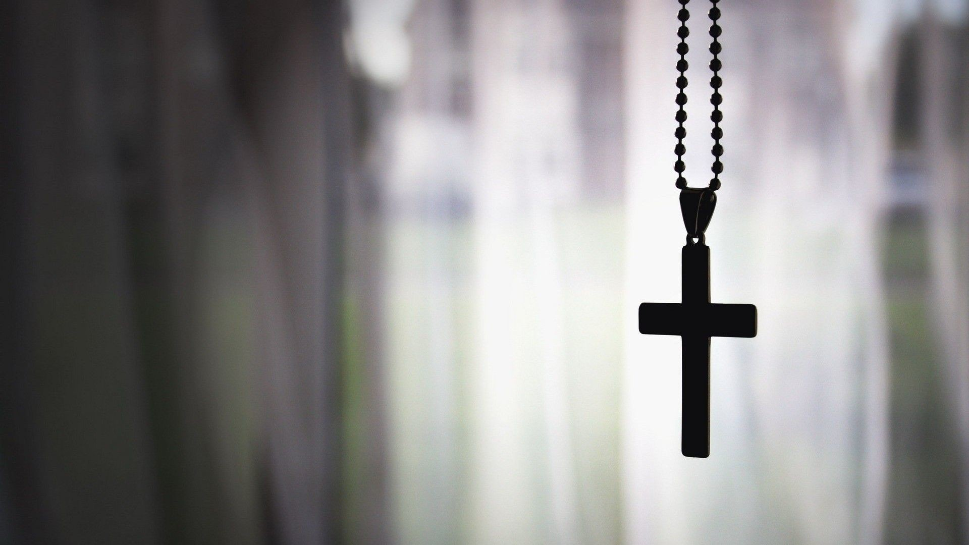 Res: 1920x1080, Cross Necklace Religion Wallpaper