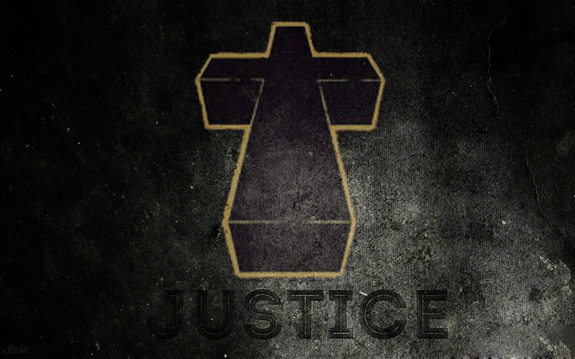 Res: 1920x1200, Justice Cross Logo HD Wallpaper.