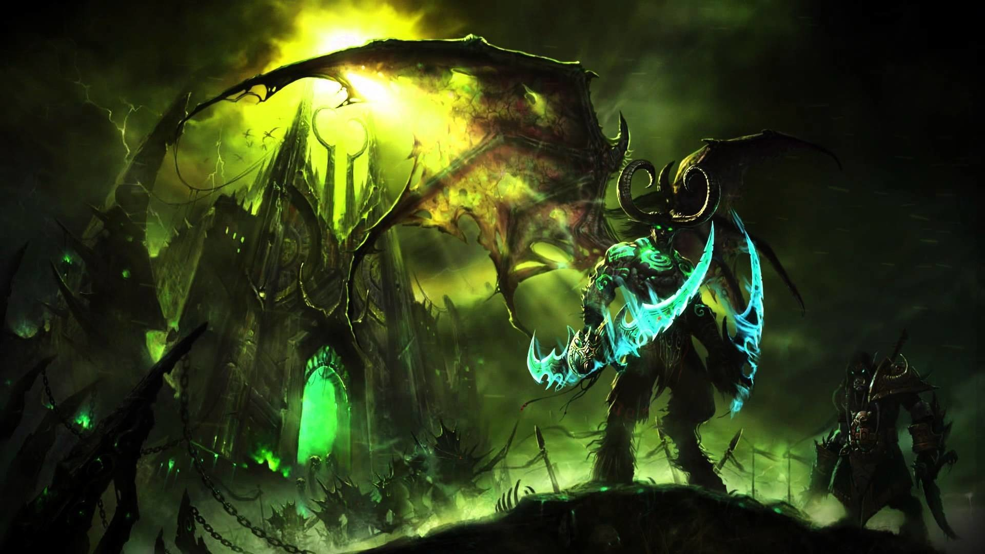 Res: 1920x1080,  World Of Warcraft Legion Widescreen Wallpaper World Of Warcraft  Live Wallpaper For Pc