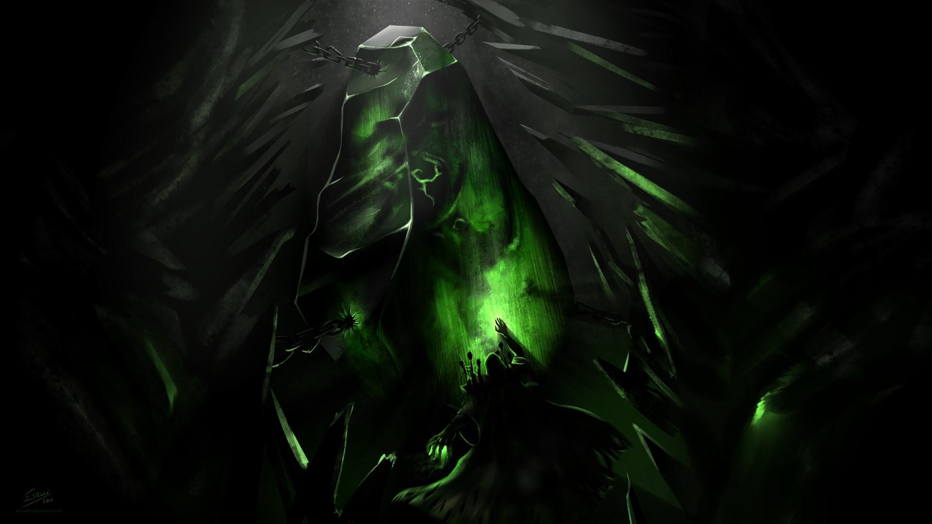 Res: 1920x1080, World of Warcraft: Legion Full HD Wallpaper