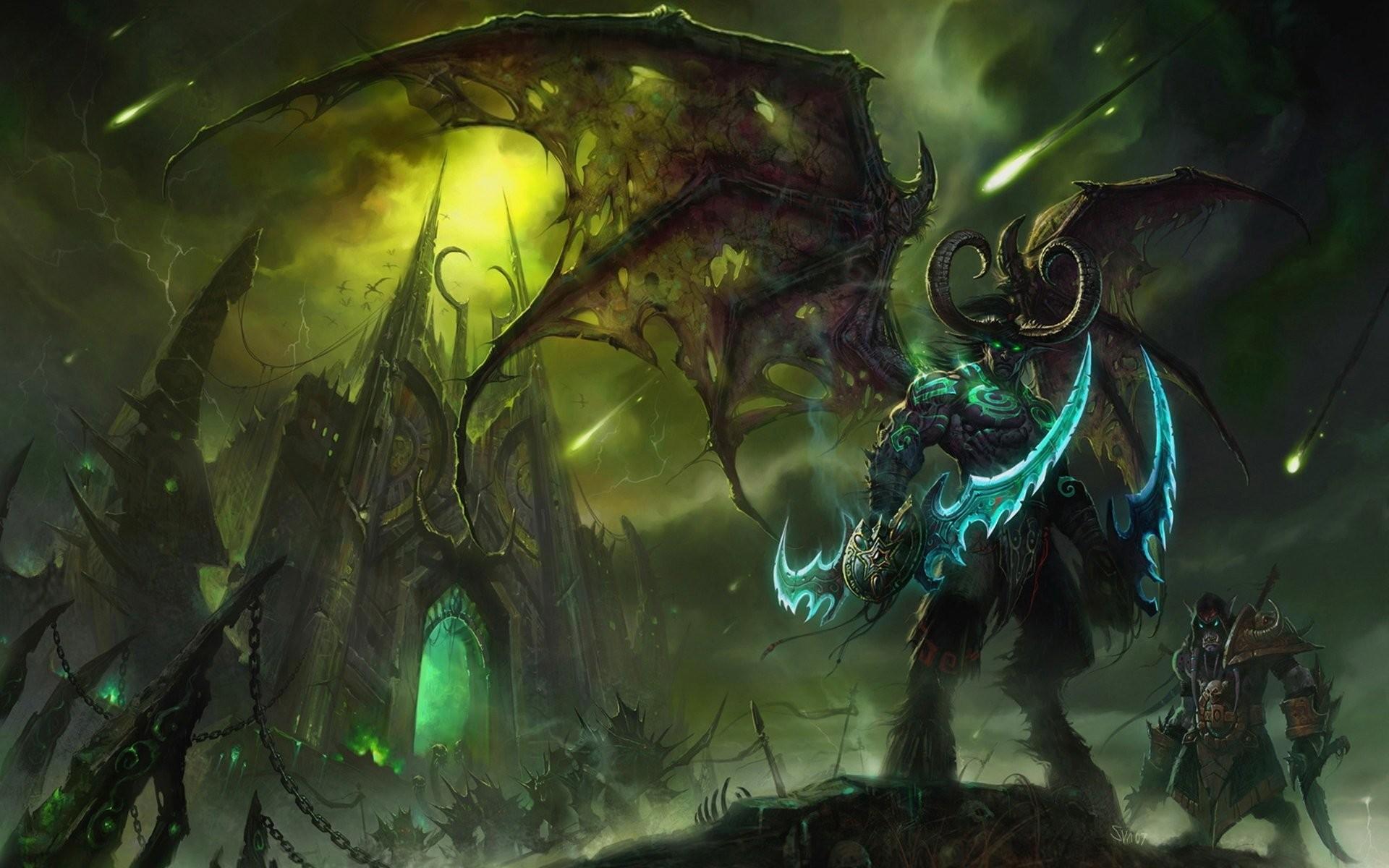 Res: 1920x1200, World of Warcraft Legion