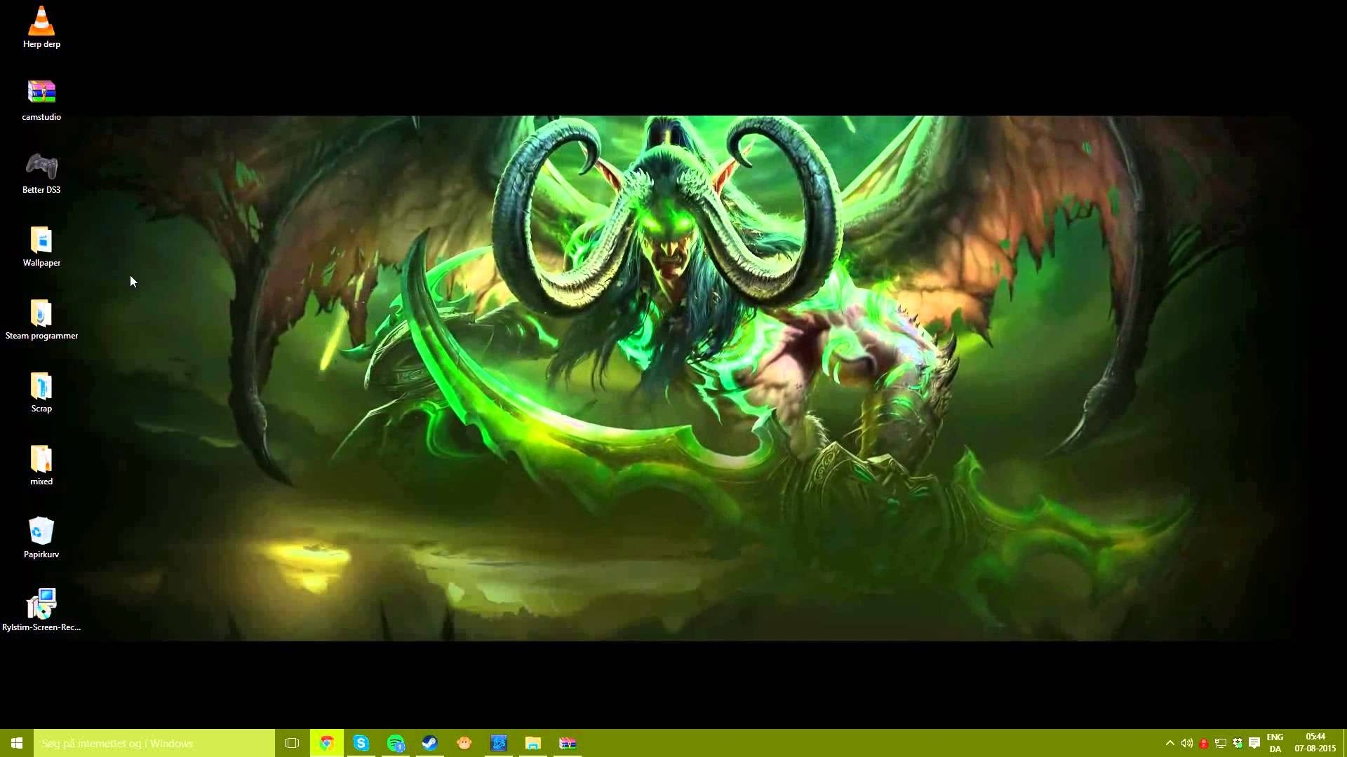 Res: 1920x1080, Best of Wow Legion Desktop Wallpaper Animated Free - Free World of Warcraft  Live Wallpaper 5